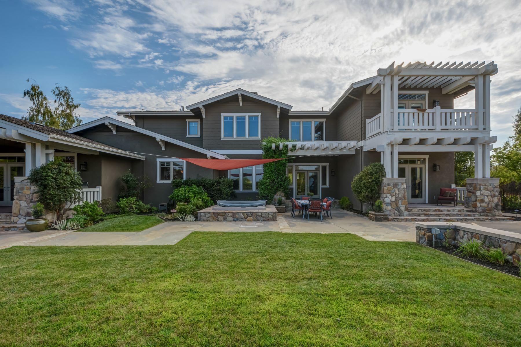 一戸建て のために 売買 アット 3720 Raboli Street, Ruby Hill 3720 Raboli Street Pleasanton, カリフォルニア 94566 アメリカ合衆国