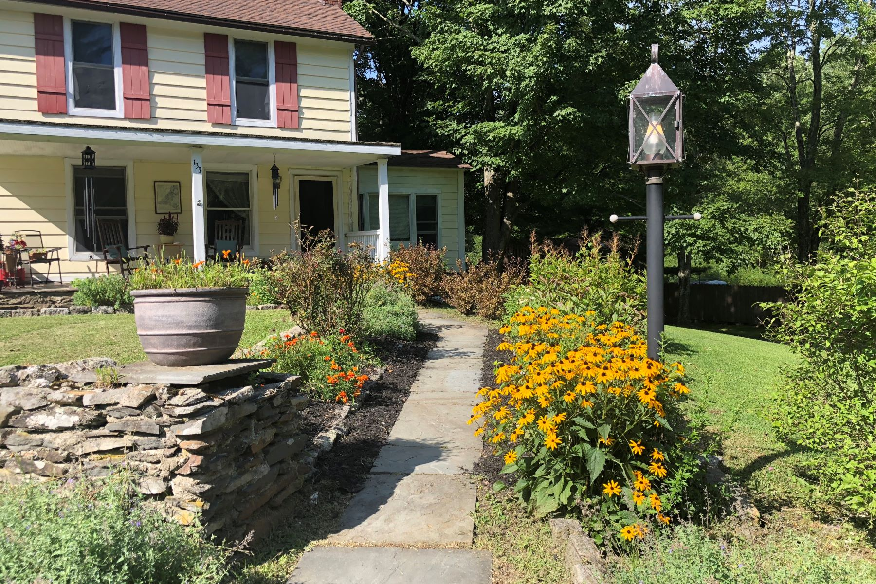 Single Family Homes for Active at Rhinebeck Farmhouse 131-133 Ackert Hook Rd Rhinebeck, New York 12572 United States