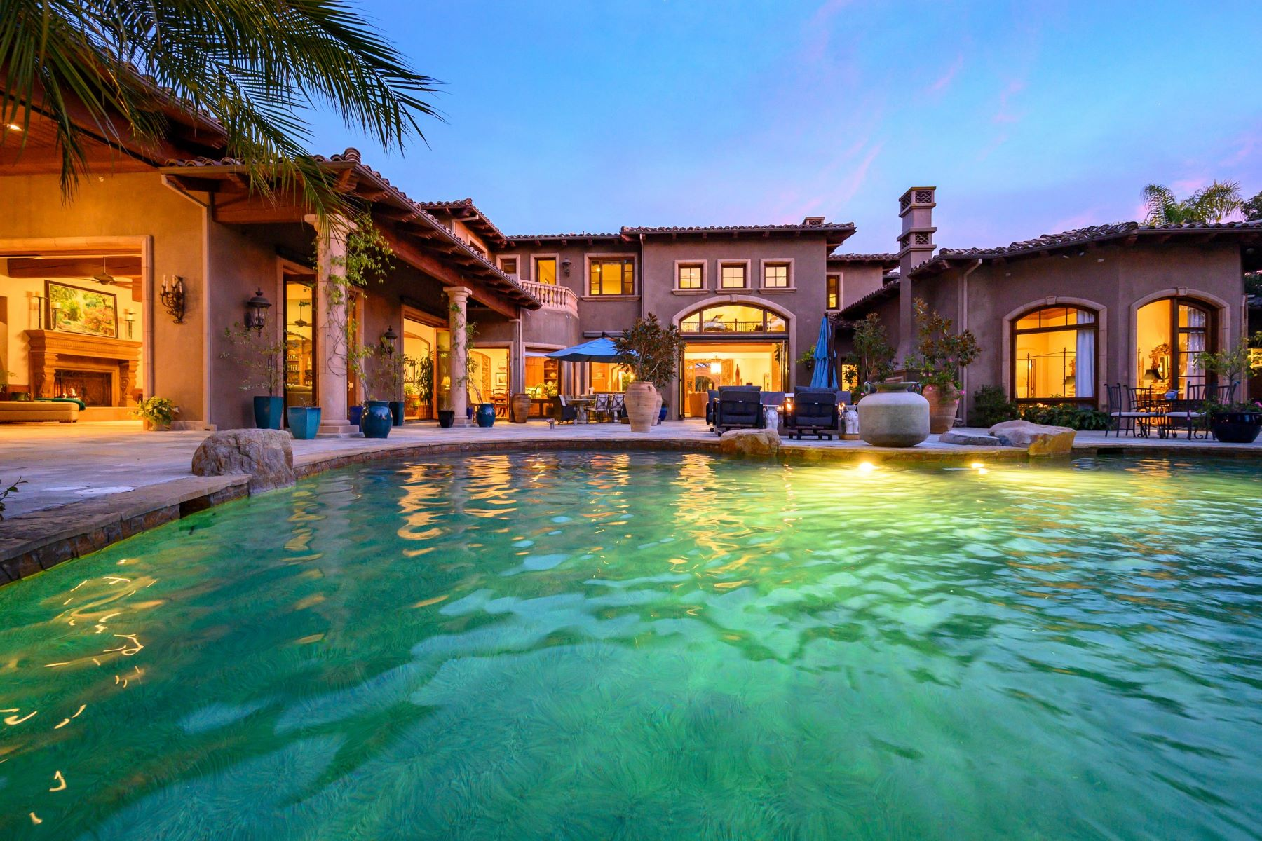 Single Family Homes for Sale at 17775 Calle Mayor Rancho Santa Fe, California 92067 United States