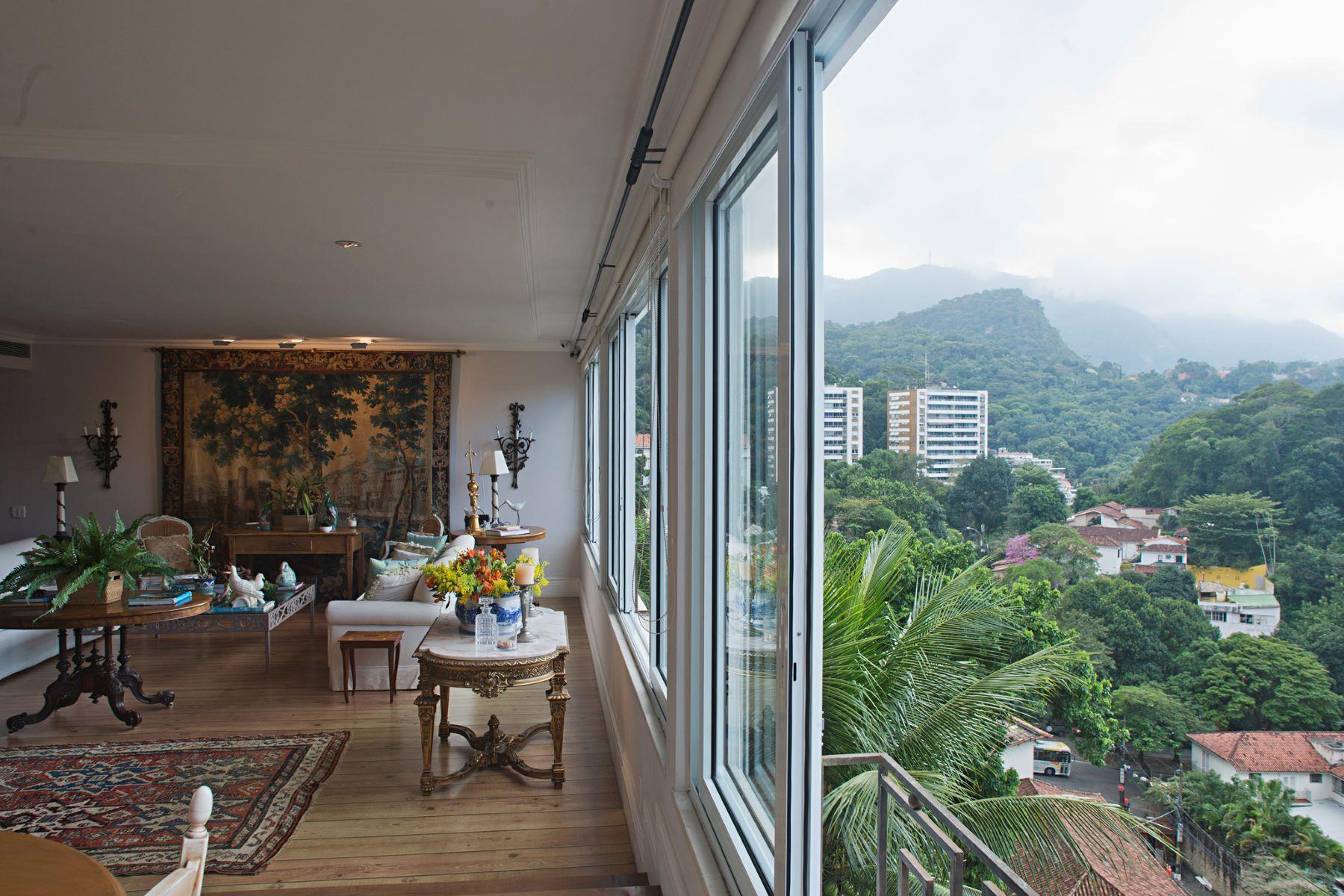 Maison unifamiliale pour l Vente à Free view to Cristo Redentor Rua Sérgio Porto Rio De Janeiro, Rio De Janeiro, 22451-430 Brésil