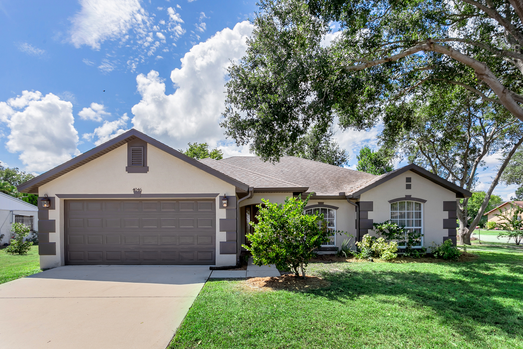 Single Family Homes for Sale at TITUSVILLE 4046 David Dr, Titusville, Florida 32780 United States