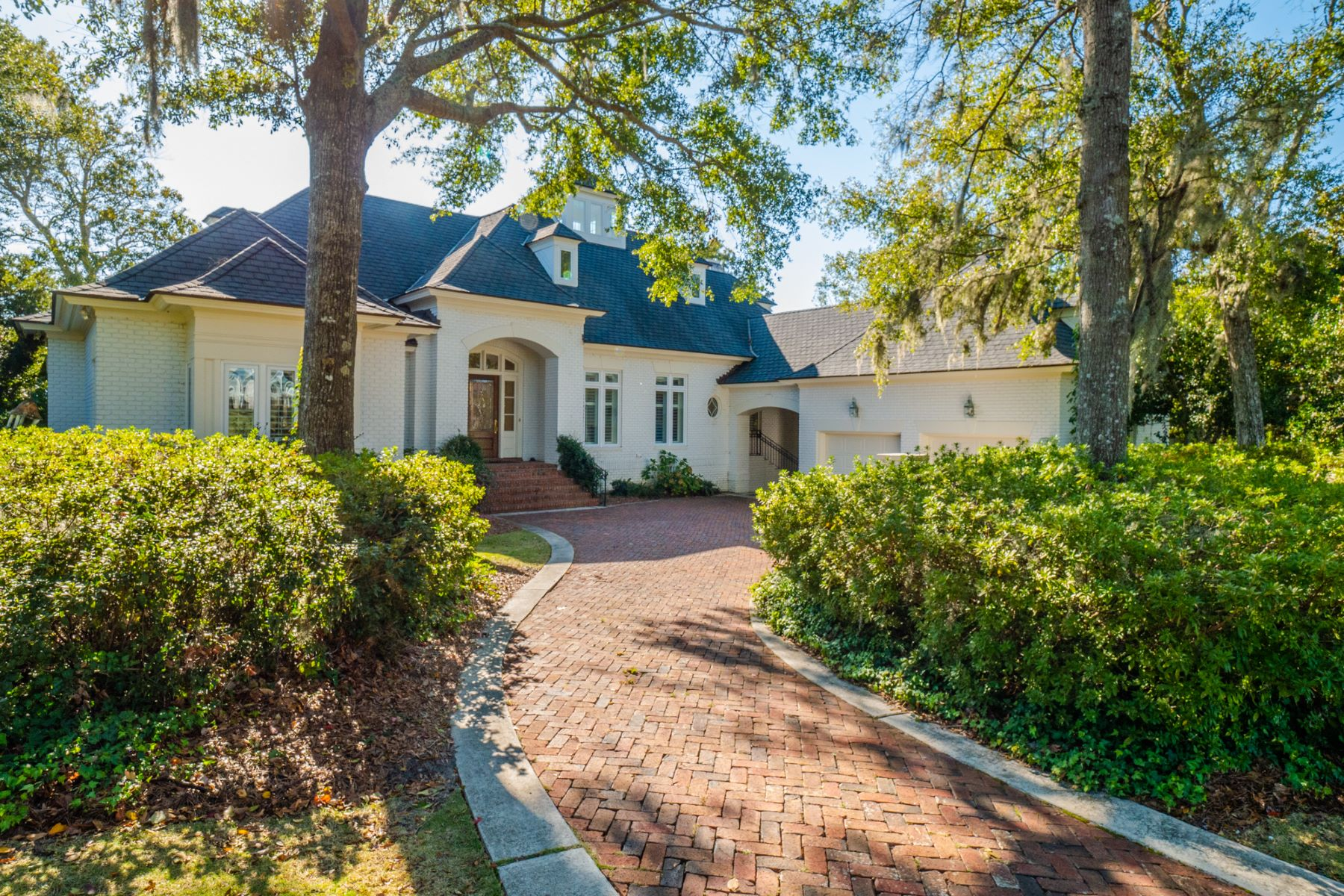 Single Family Homes for Sale at Magnificent Landfall Residence on the Intracoastal 1417 Landfall Dr Wilmington, North Carolina 28405 United States