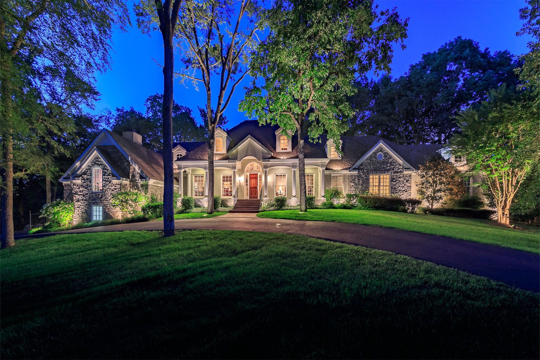 Land for Sale at Private Gated Estate on 41 Acres in Franklin 4508 Murfreesboro Road Franklin, Tennessee, 37067 South, United States
