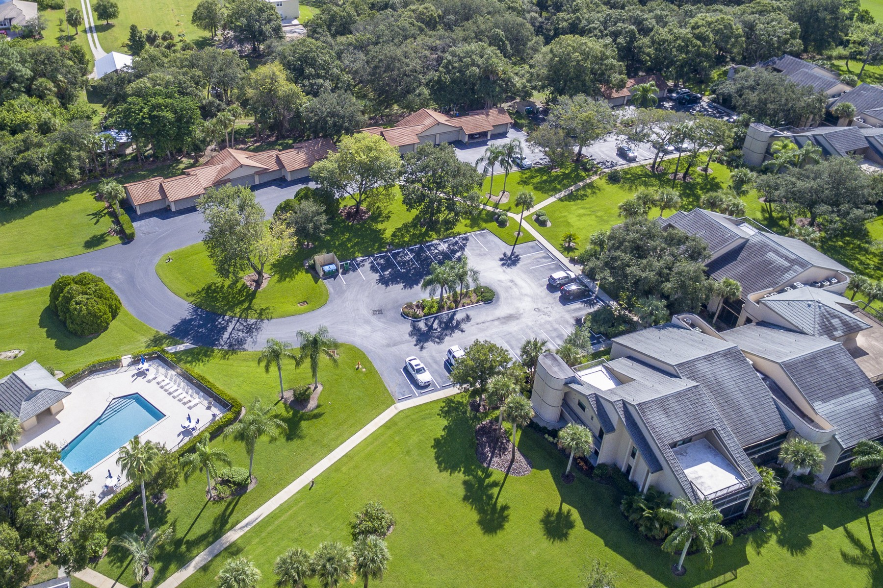 Condominium for Sale at Spacious First Floor Condo With Amazing Golf Course Views 9450 Meadowood Drive #102 Fort Pierce, Florida 34951 United States