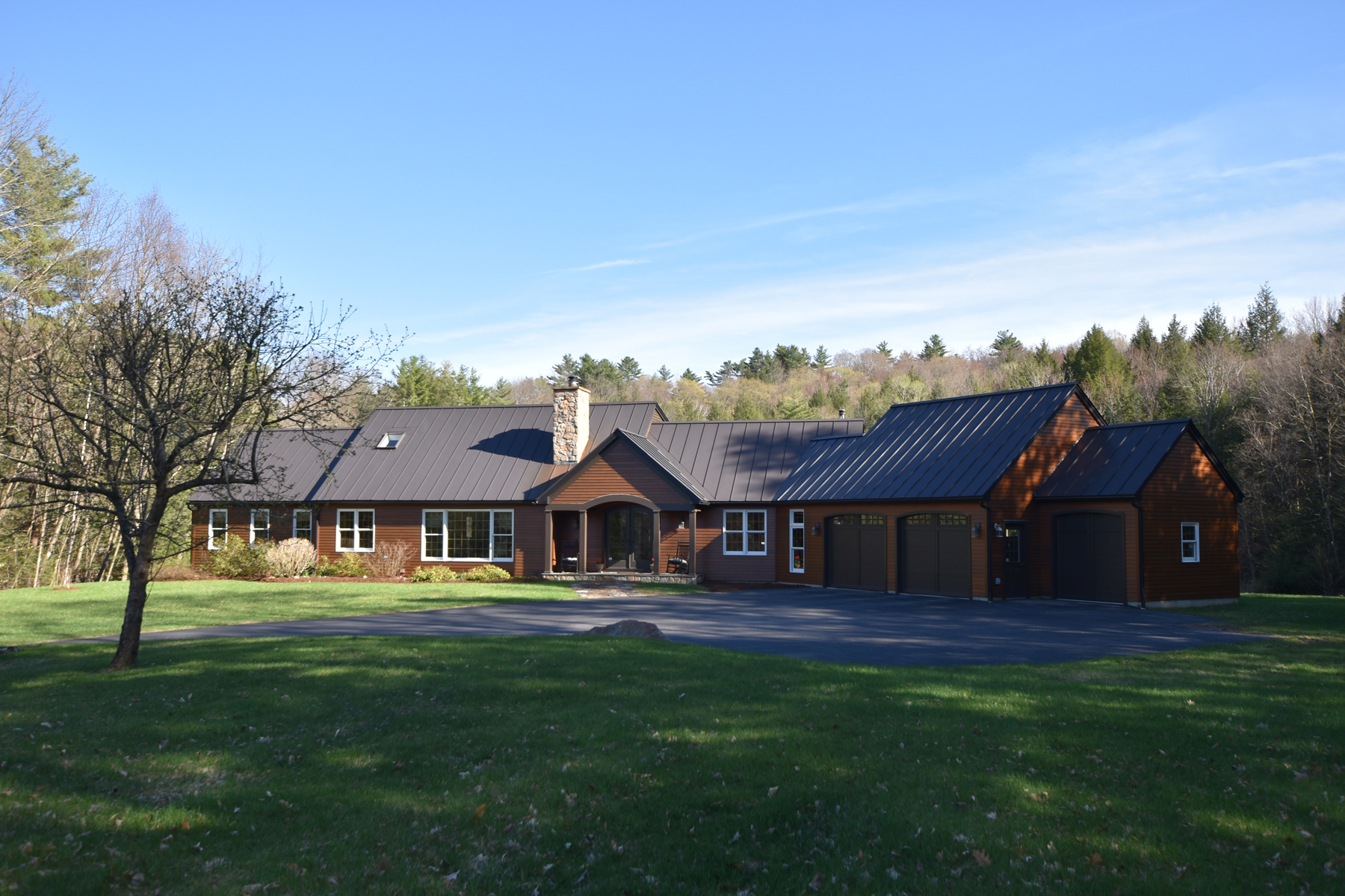 Single Family Homes for Sale at Rutland Town - Curb Appeal & Private Setting 94 Campbell Rd Rutland Town, Vermont 05701 United States