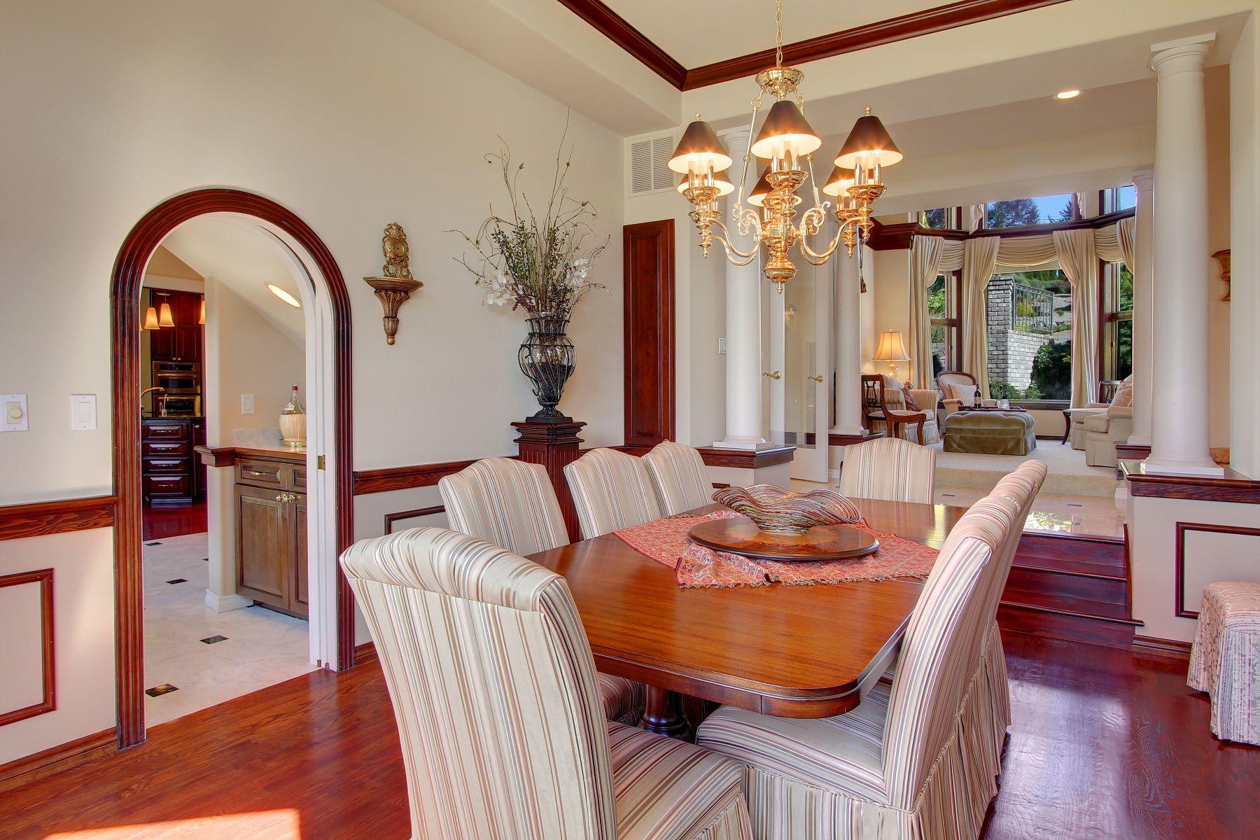 Частный односемейный дом для того Продажа на Spacious 4 Bedroom, 4.25 Bath 2 Story Home In Big Lake 17924 Cove Lane, Mount Vernon, Вашингтон, 98274 Соединенные Штаты