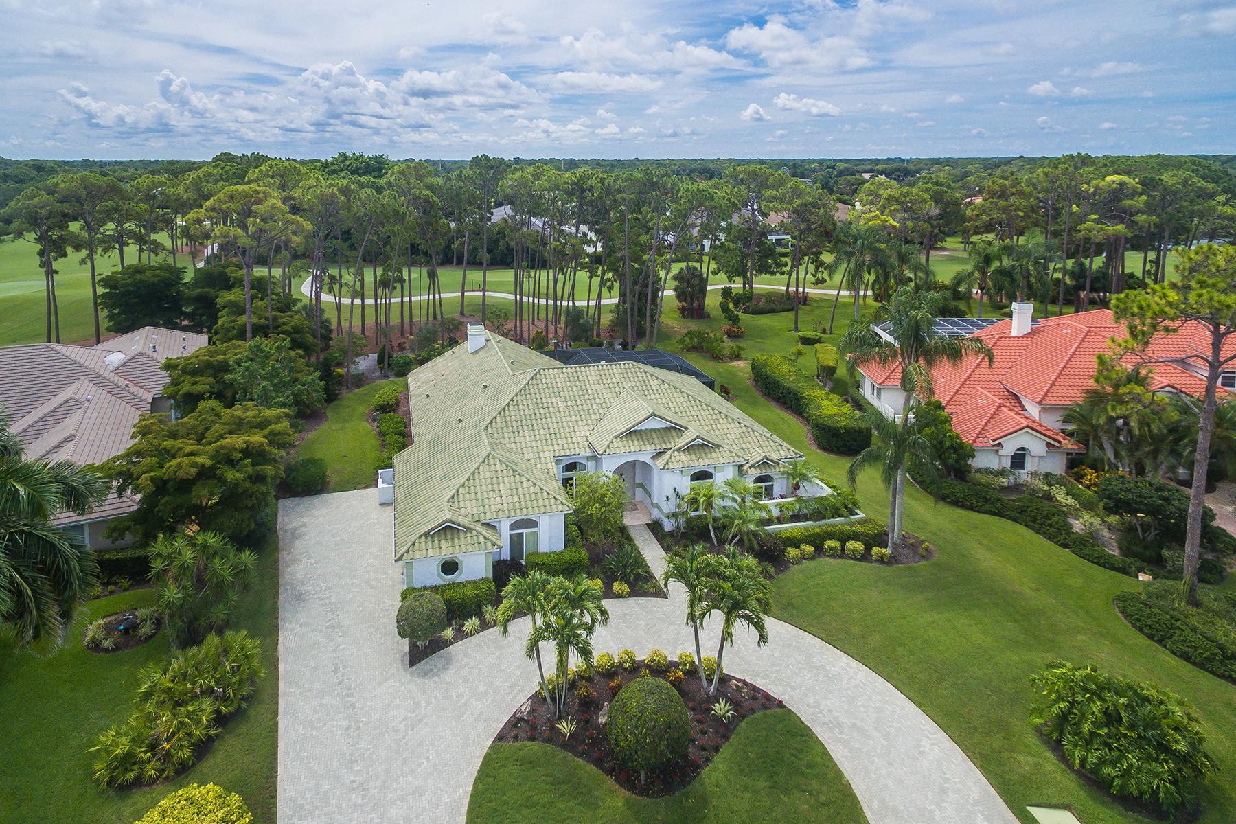 Single Family Homes のために 売買 アット THE OAKS 894 Macewen Drive, Osprey, フロリダ 34229 アメリカ
