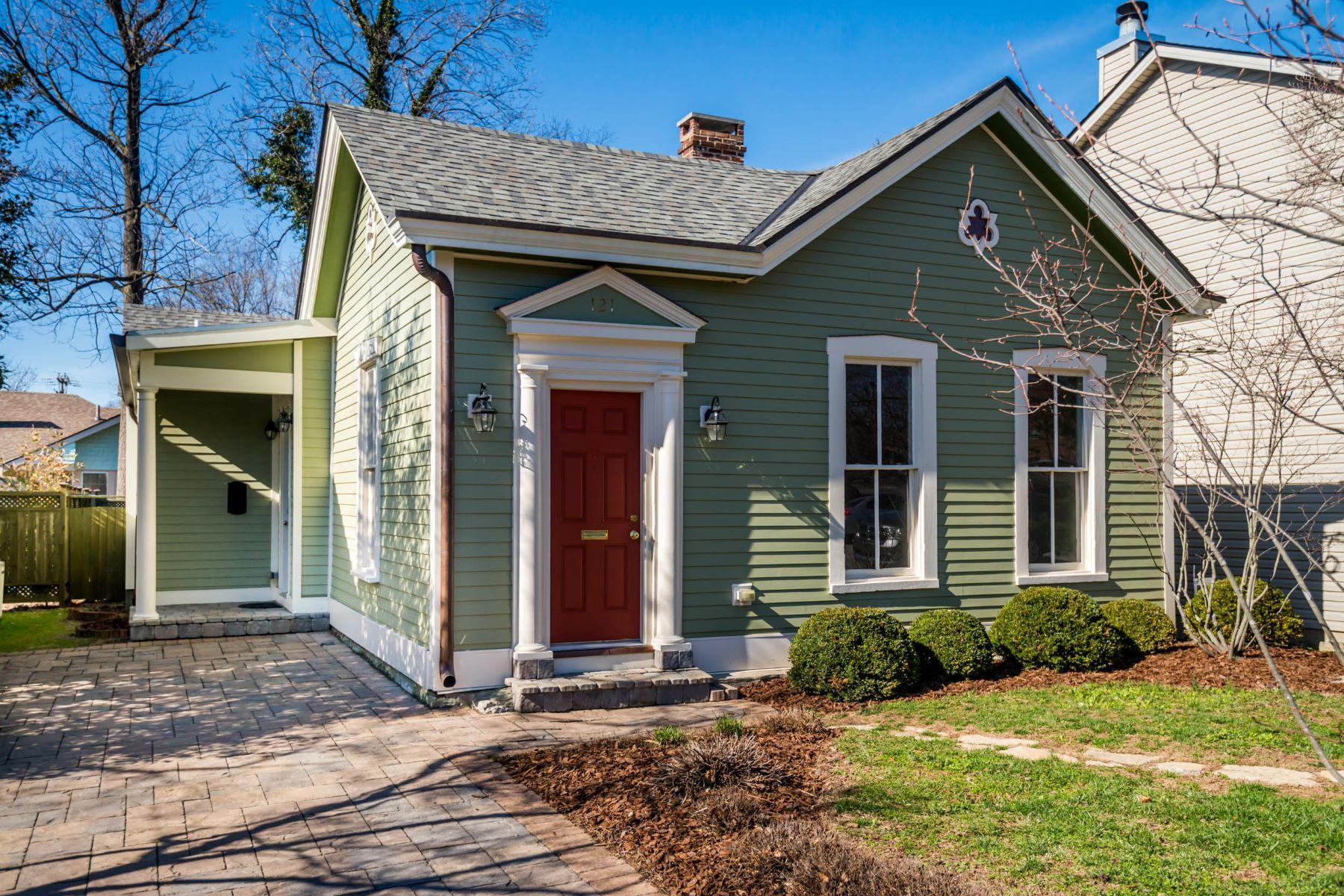 واحد منزل الأسرة للـ Sale في 121 Kentucky Avenue Lexington, Kentucky, 40502 United States