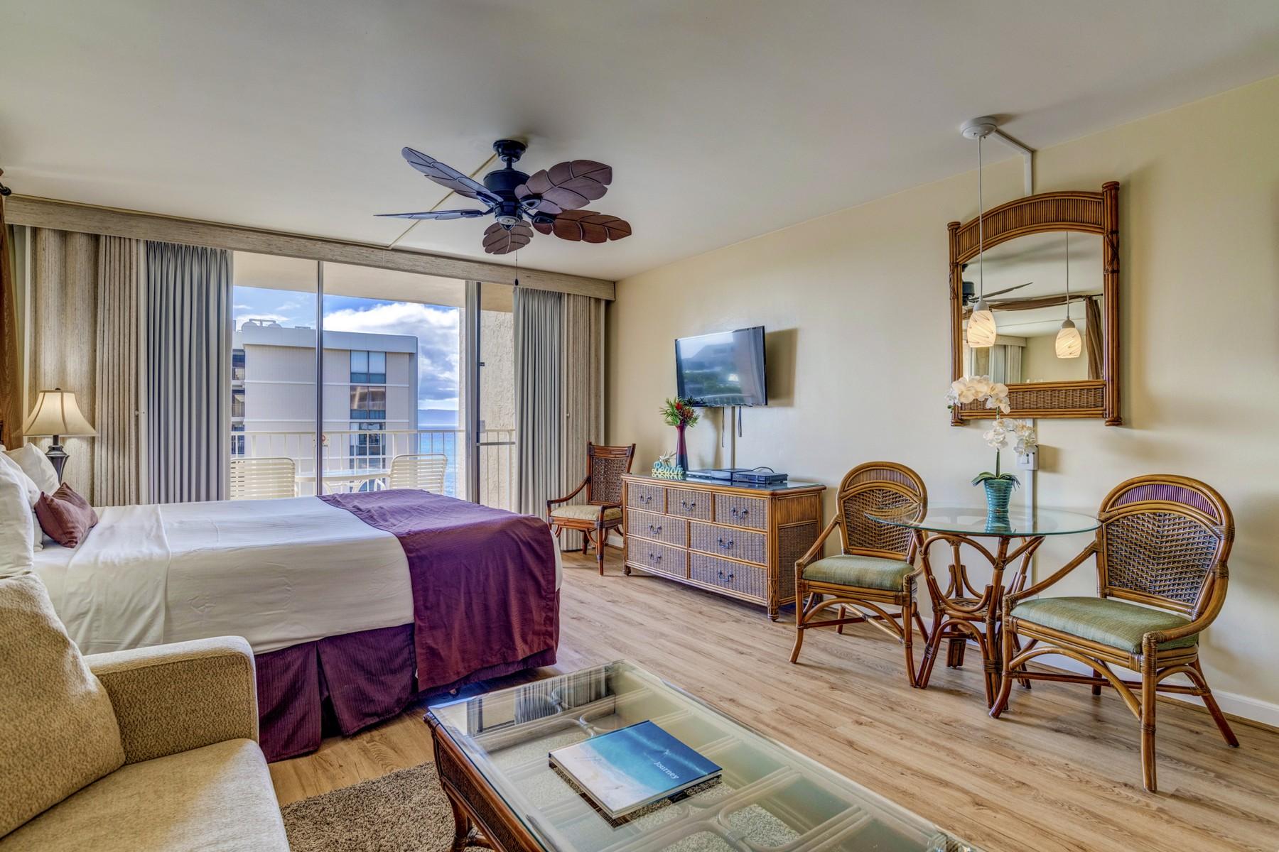 Condominiums for Sale at Top of its Class 4365 Lower Honoapiilani Rd, Royal Kahana #1018 Kahana, Hawaii 96761 United States