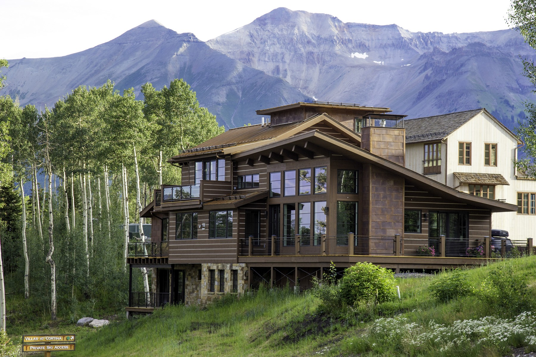 Single Family Home for Active at 240 Cortina Drive 240 Cortina Drive Mountain Village, Colorado 81435 United States