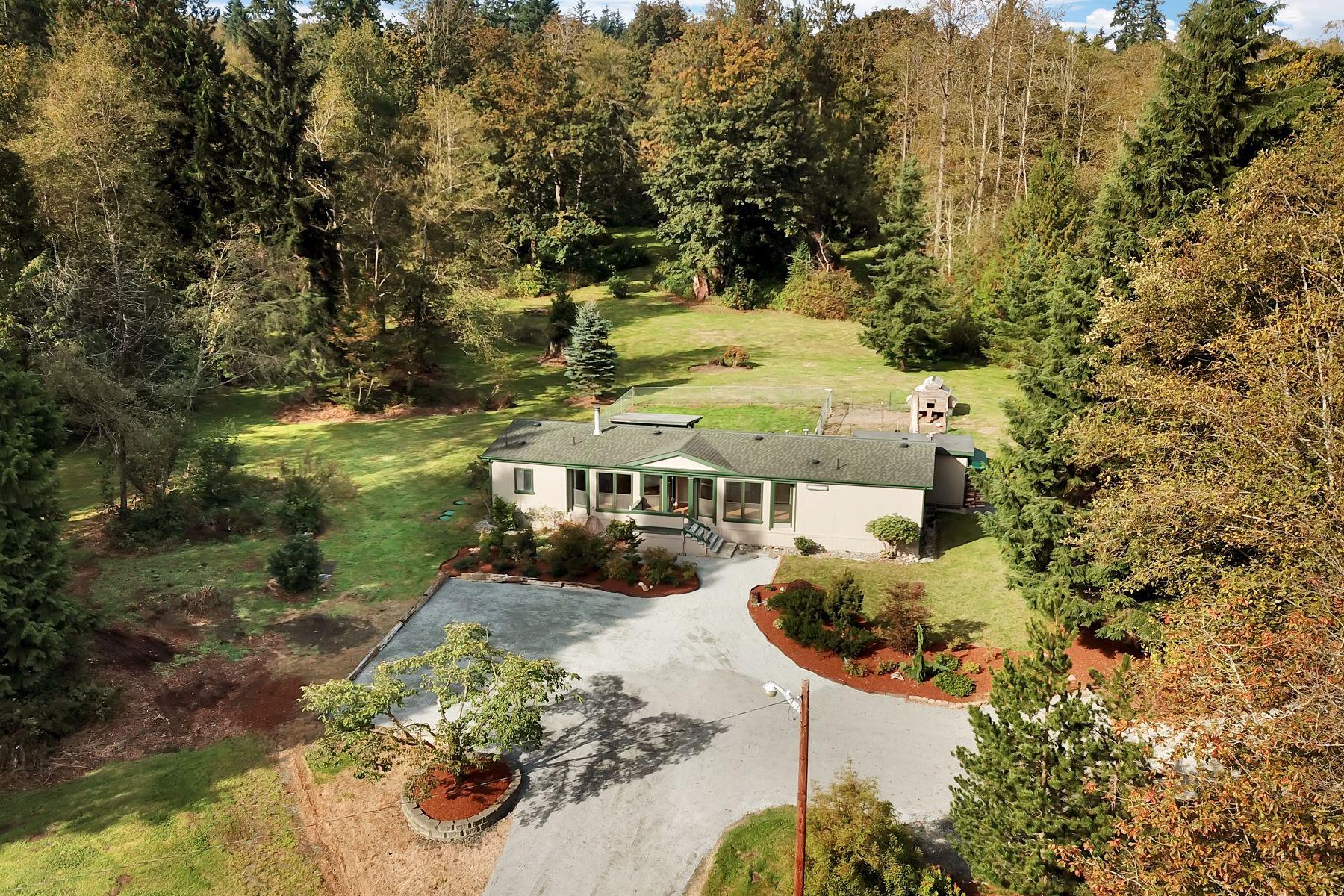 Single Family Homes for Sale at Serenity 14710 2nd Ave NE Marysville, Washington 98271 United States