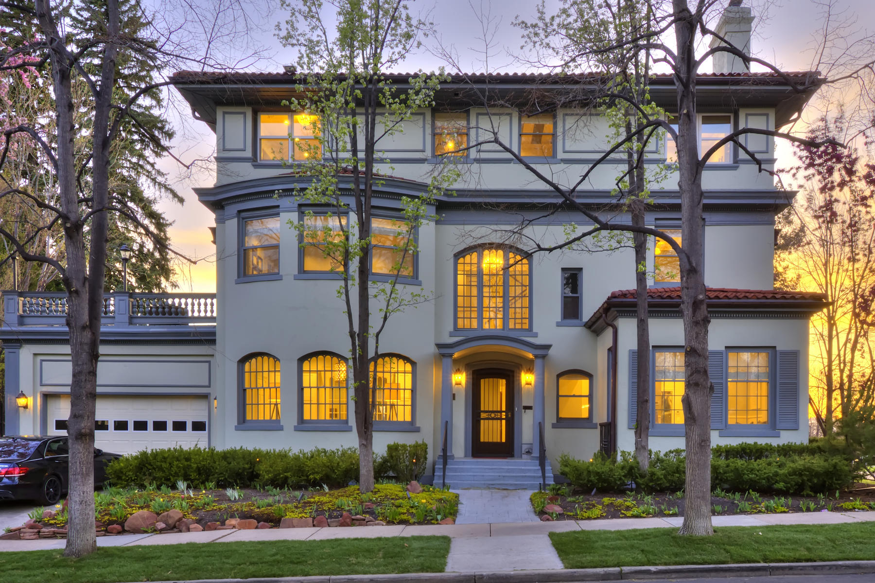 Additional photo for property listing at 5280 Magazine's 2018 Home of Year: Masterpiece in Morgan's Historic District 875 Race Street, Denver, Колорадо 80206 Соединенные Штаты