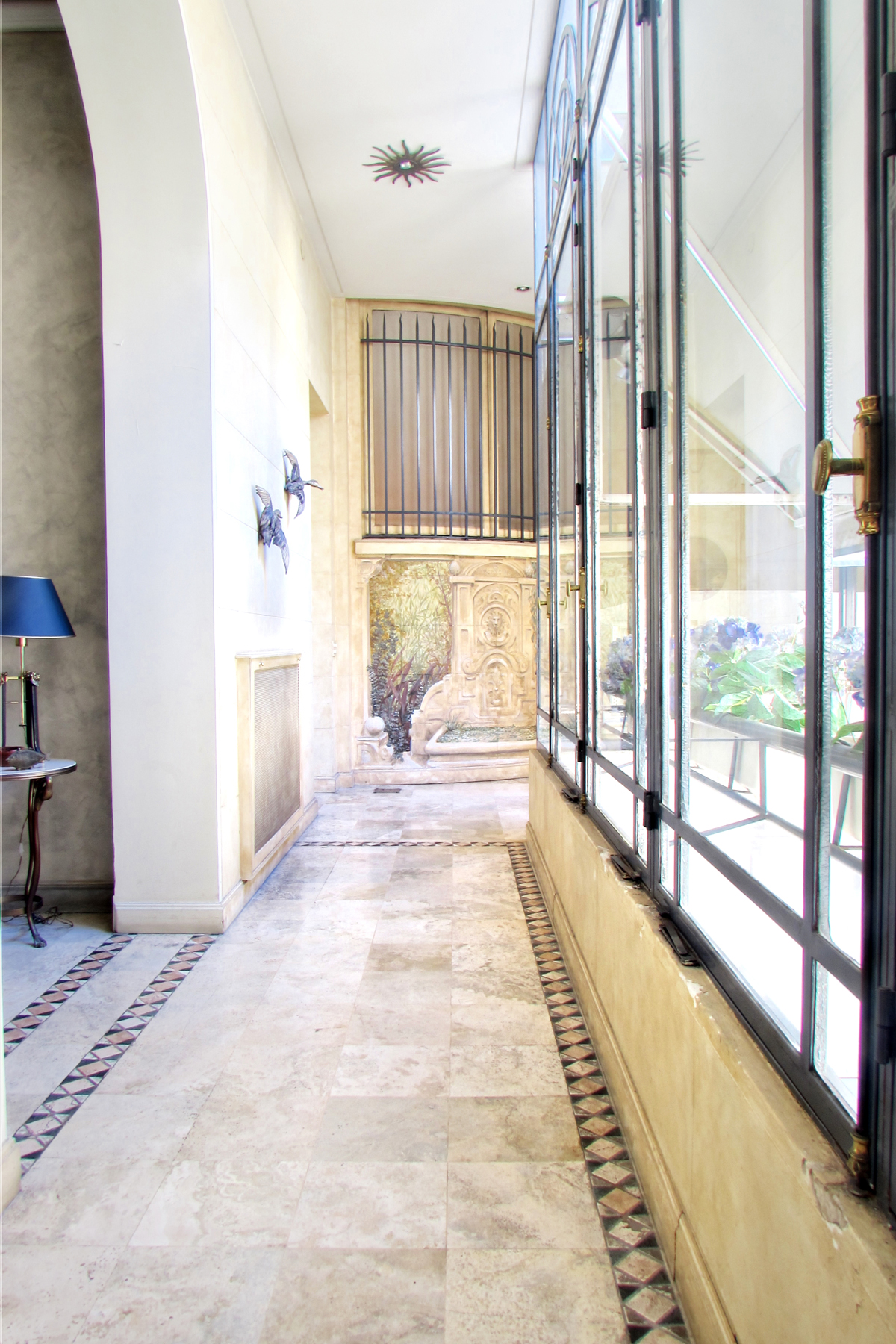Additional photo for property listing at Majestic 530 m2 apartment Juncal 900 Buenos Aires, Buenos Aires C1062ABG Argentina