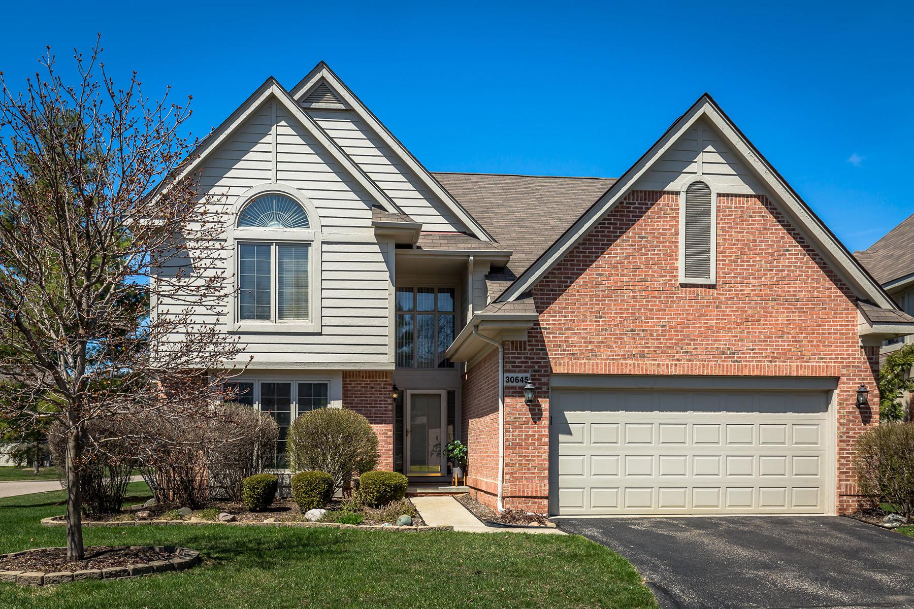 Condominiums for Sale at Farmington Hills 30645 Sequoia Circle Farmington Hills, Michigan 48331 United States
