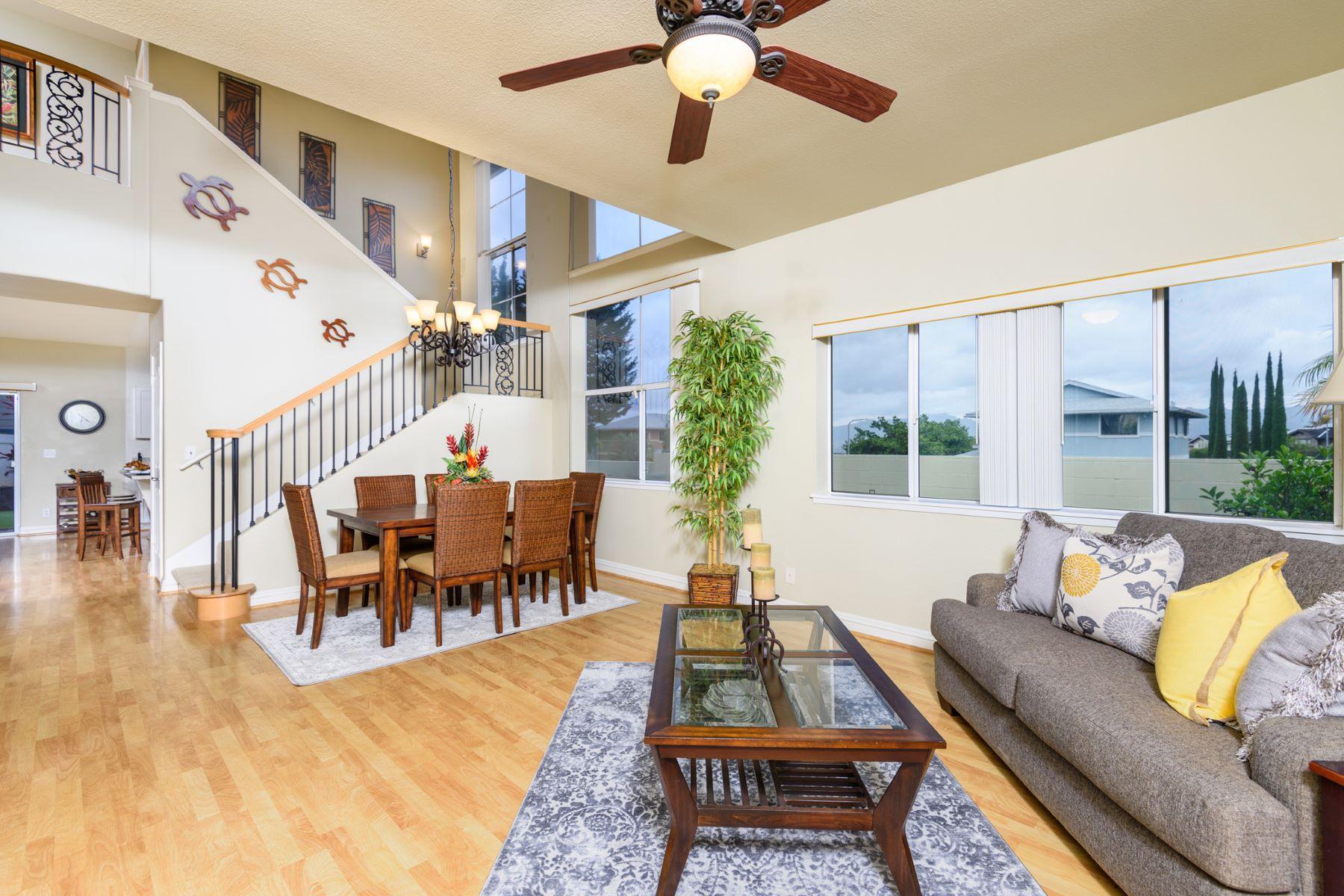 Single Family Home for Sale at Mililani Legacy Two Model 95-1105 Anuanu St Mililani, Hawaii 96789 United States