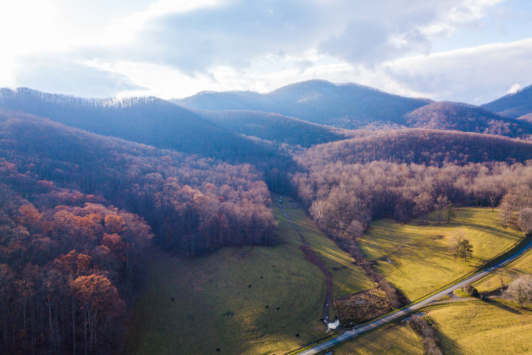 Land for Active at 0 Heards Mountain Road Covesville, Virginia 22931 United States