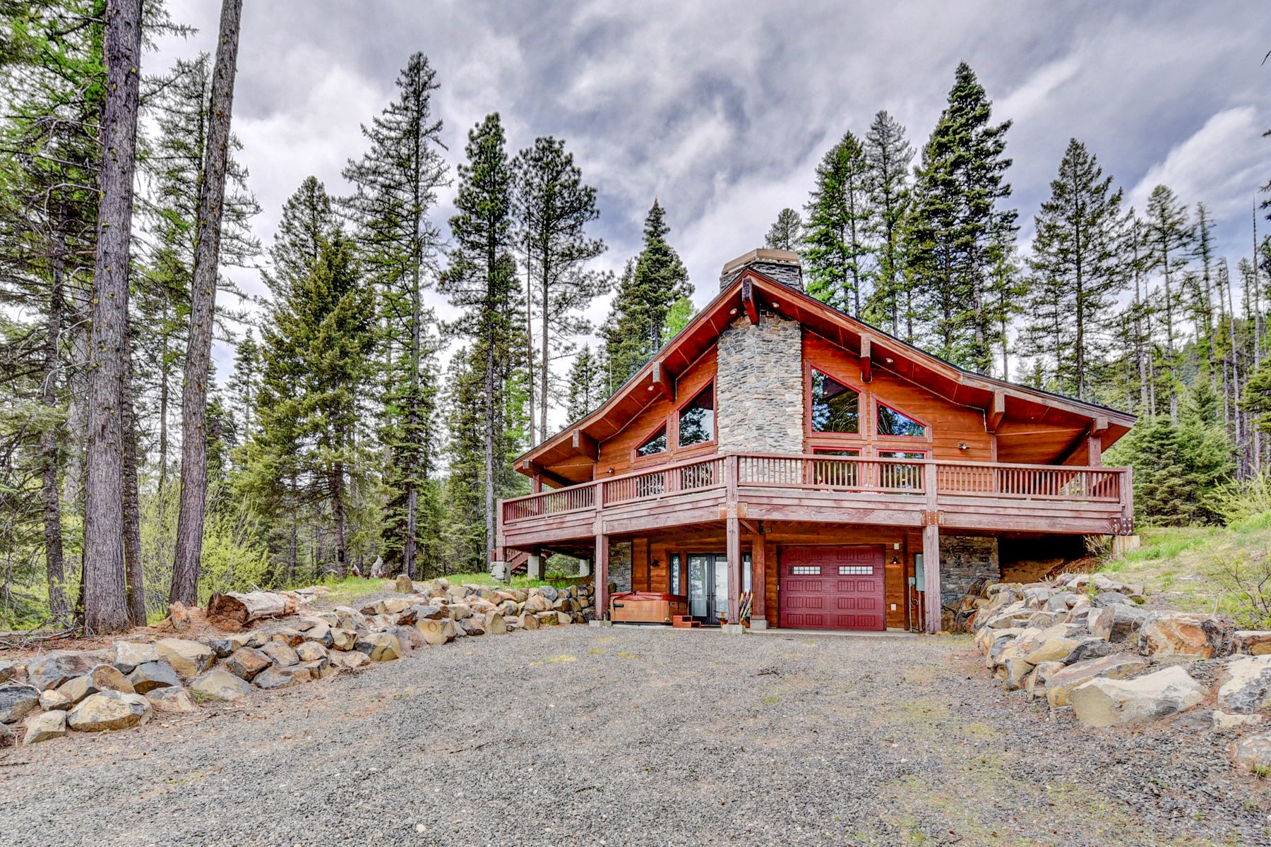 Single Family Homes للـ Sale في 1775 Grouse Trail, Donnelly 1775 Grouse Trl, Donnelly, Idaho 83615 United States
