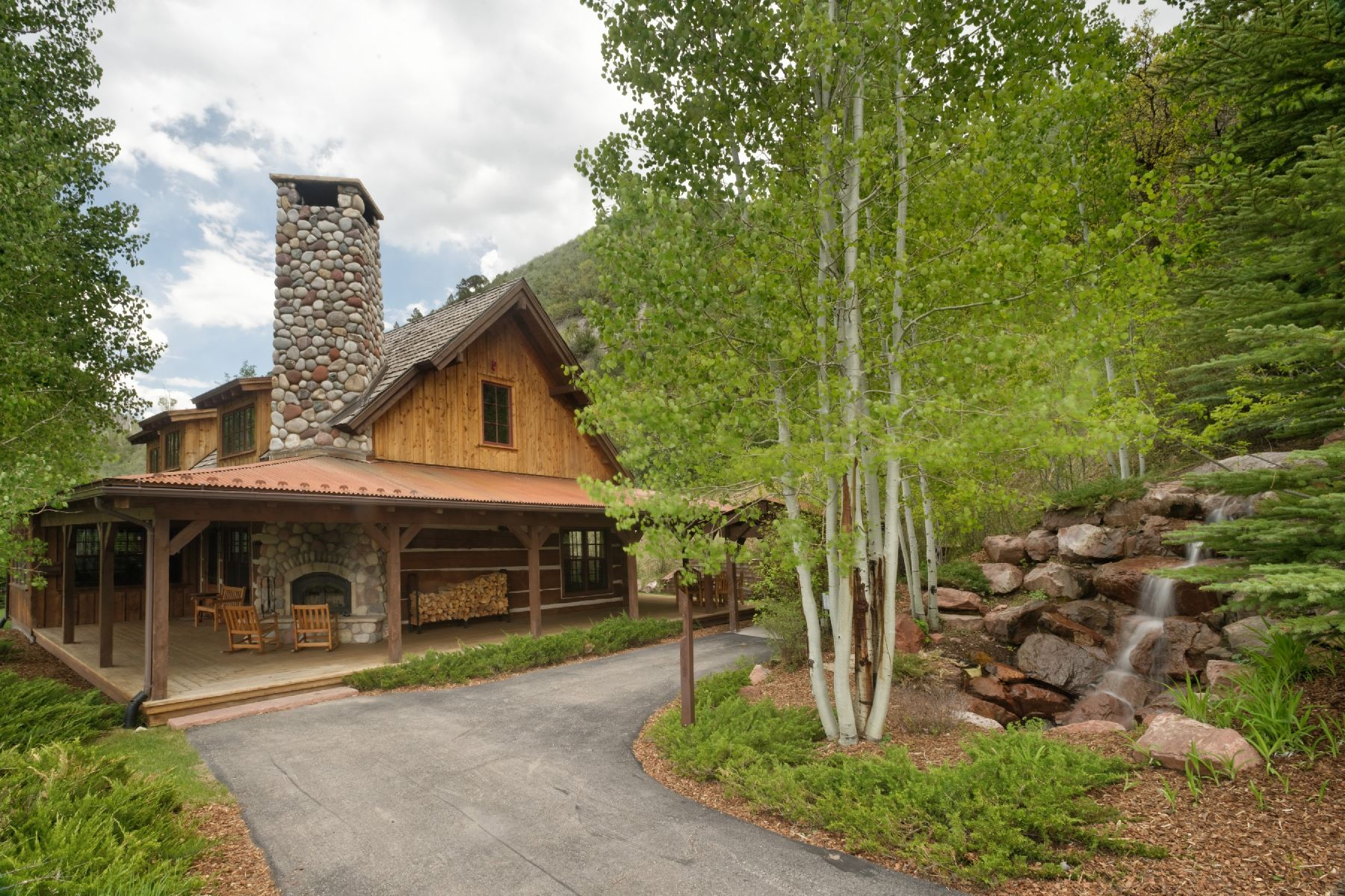 sales property at Roaring Fork Club Lot 19 Cabin 35