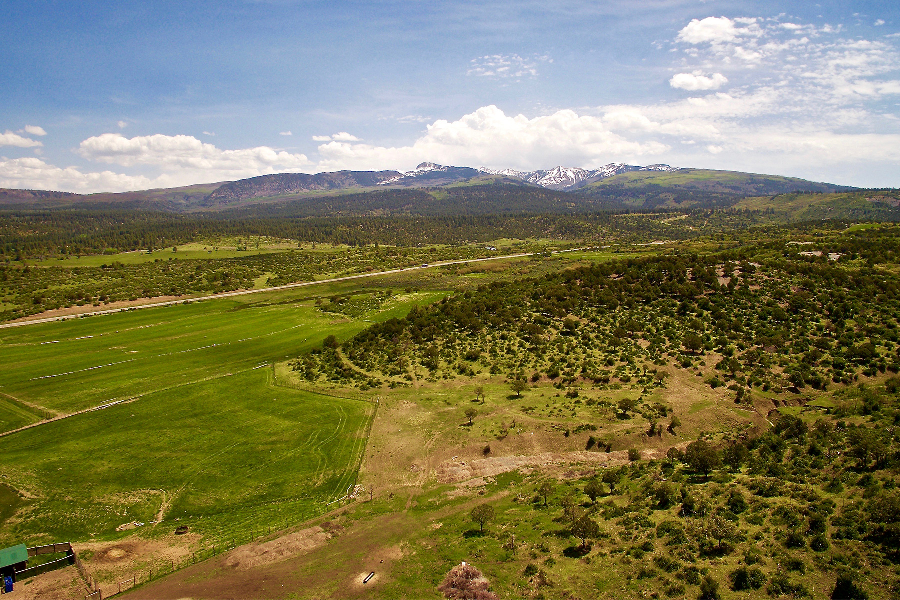 Additional photo for property listing at Schultz Elk & Cattle Ranch 43930 Highway 160 Mancos, Colorado 81328 United States