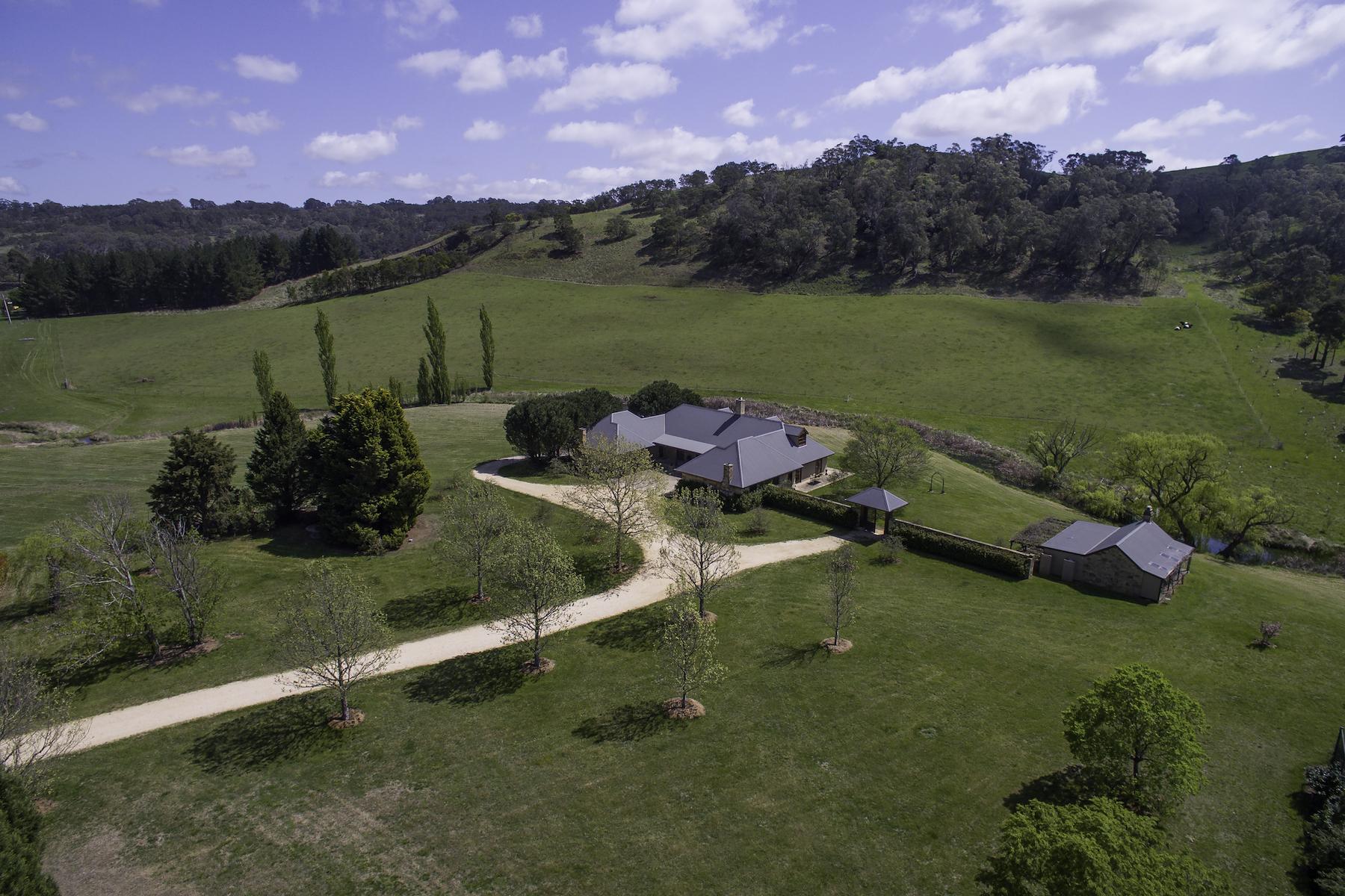 农场 / 牧场 / 种植园 为 销售 在 'Cordeaux' Berrima, 新南威尔士 2577 澳大利亚