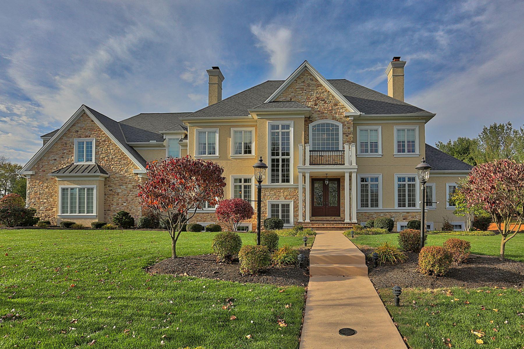 Частный односемейный дом для того Продажа на 7 Shadewood Place Lititz, Пенсильвания 17543 Соединенные Штаты