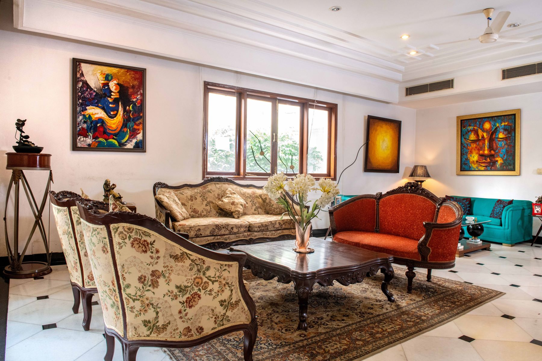 townhouses για την Πώληση στο Bungalow in Shanti Niketan Shanti Niketan New Delhi, Delhi 110021 India