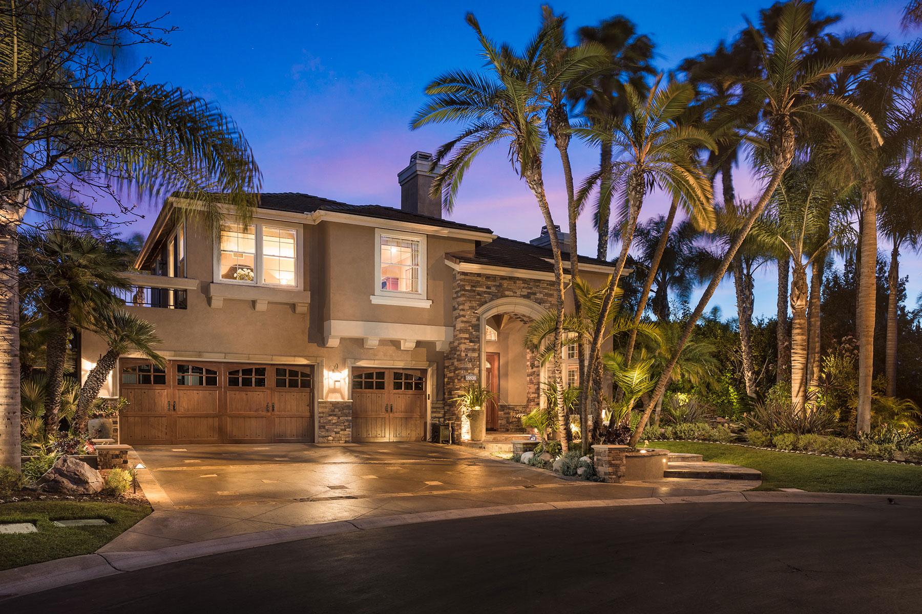 Частный односемейный дом для того Продажа на 18836 Academy Huntington Beach, 92648 Соединенные Штаты