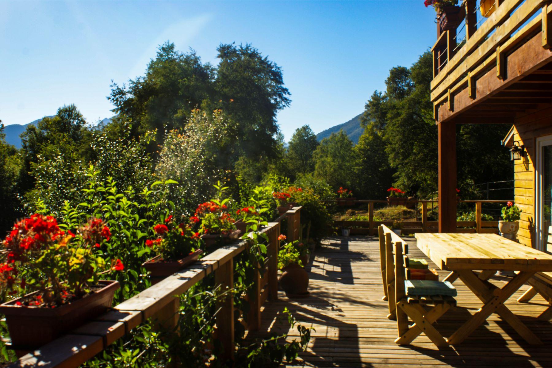 Single Family Home for Active at San Abelardo Farm El Carmen, Chillan, Bio Bio Chile