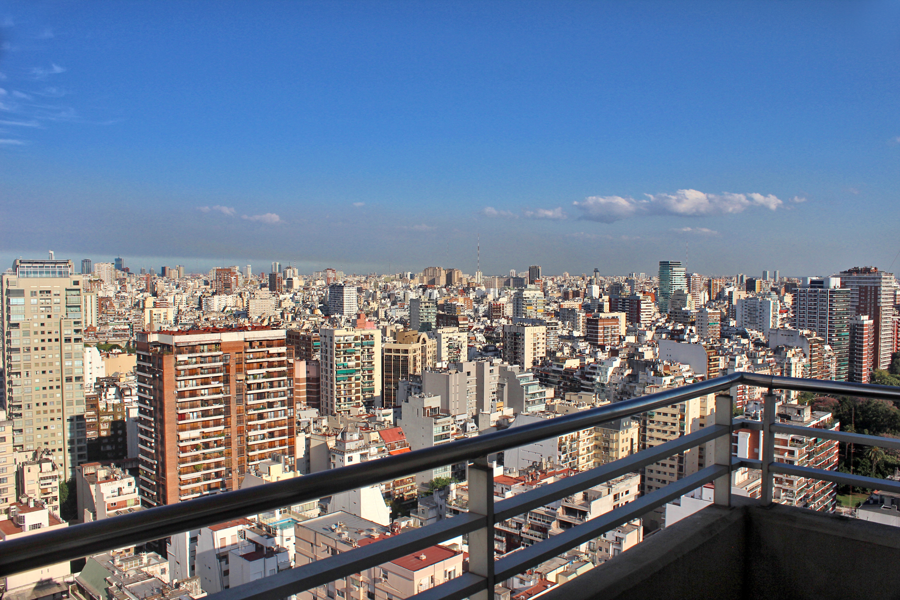 Apartments for Sale at Open views apartment Silvio L. Ruggieri 2900 Buenos Aires, Buenos Aires C1425DLD Argentina