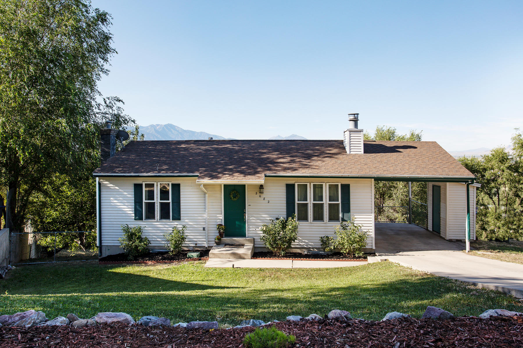 Single Family Homes for Sale at Now Is Your Chance To Own a Home With Spectacular Views 2082 S Park Street, Provo, Utah 84606 United States