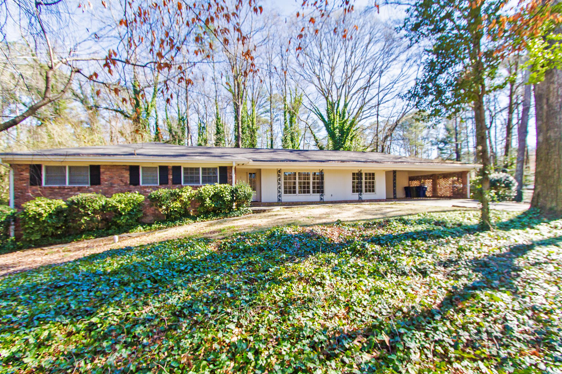 Single Family Home for Sale at A Sophisticated Buckhead Masterpiece 3125 Wood Valley Road NW Atlanta, Georgia 30327 United States