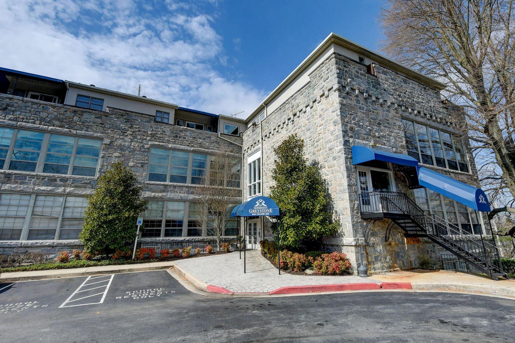 Condominiums for Sale at Greystone's Glory 3700 College Unit 304 Ellicott City, Maryland 21043 United States