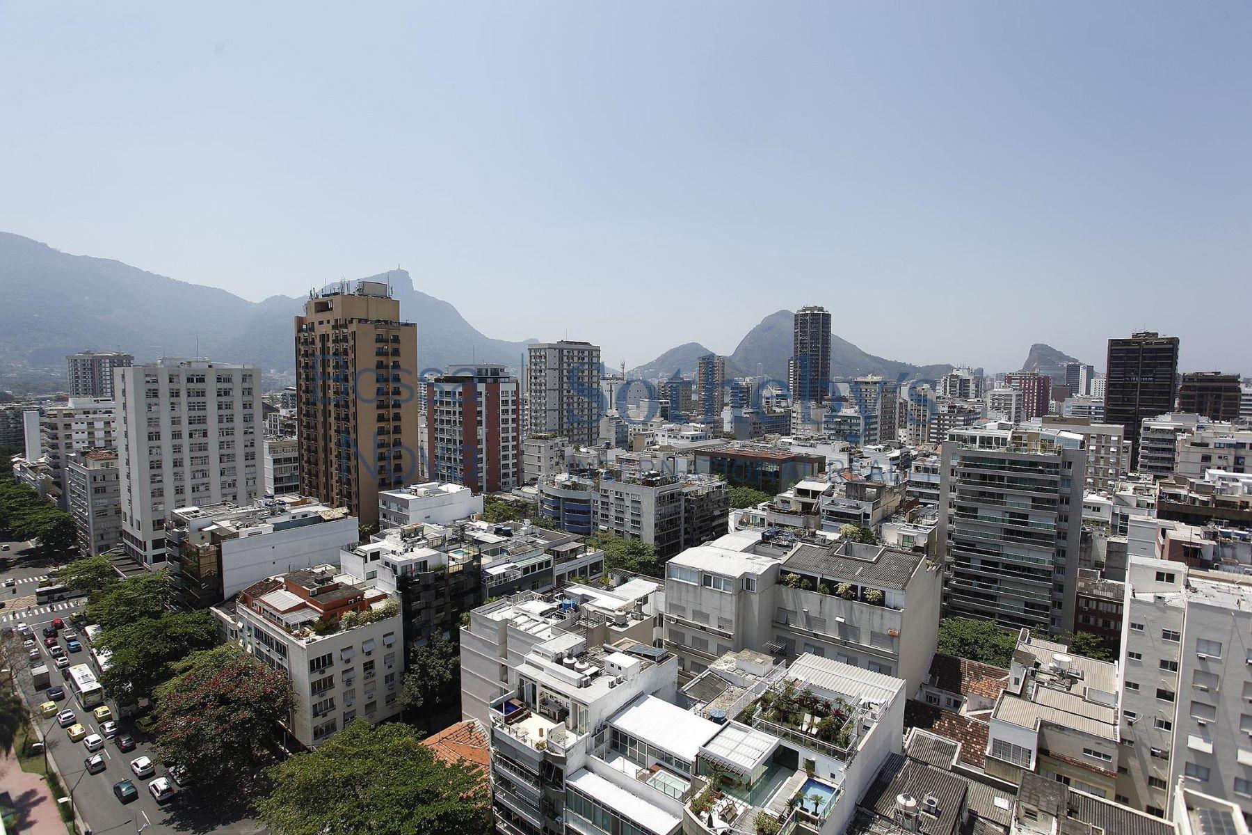 Einfamilienhaus für Verkauf beim View to Leblon Beach Rio De Janeiro, Rio De Janeiro, Brasilien