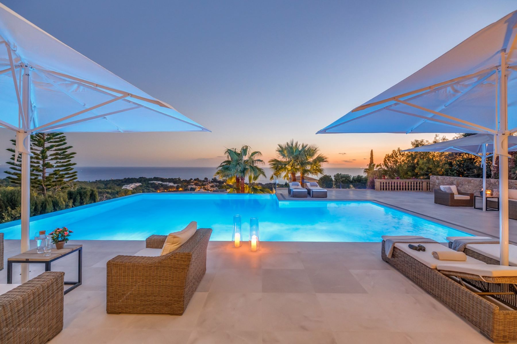 Single Family Home for Sale at Villa with sea views in Bendinat Bendinat, Balearic Islands Spain