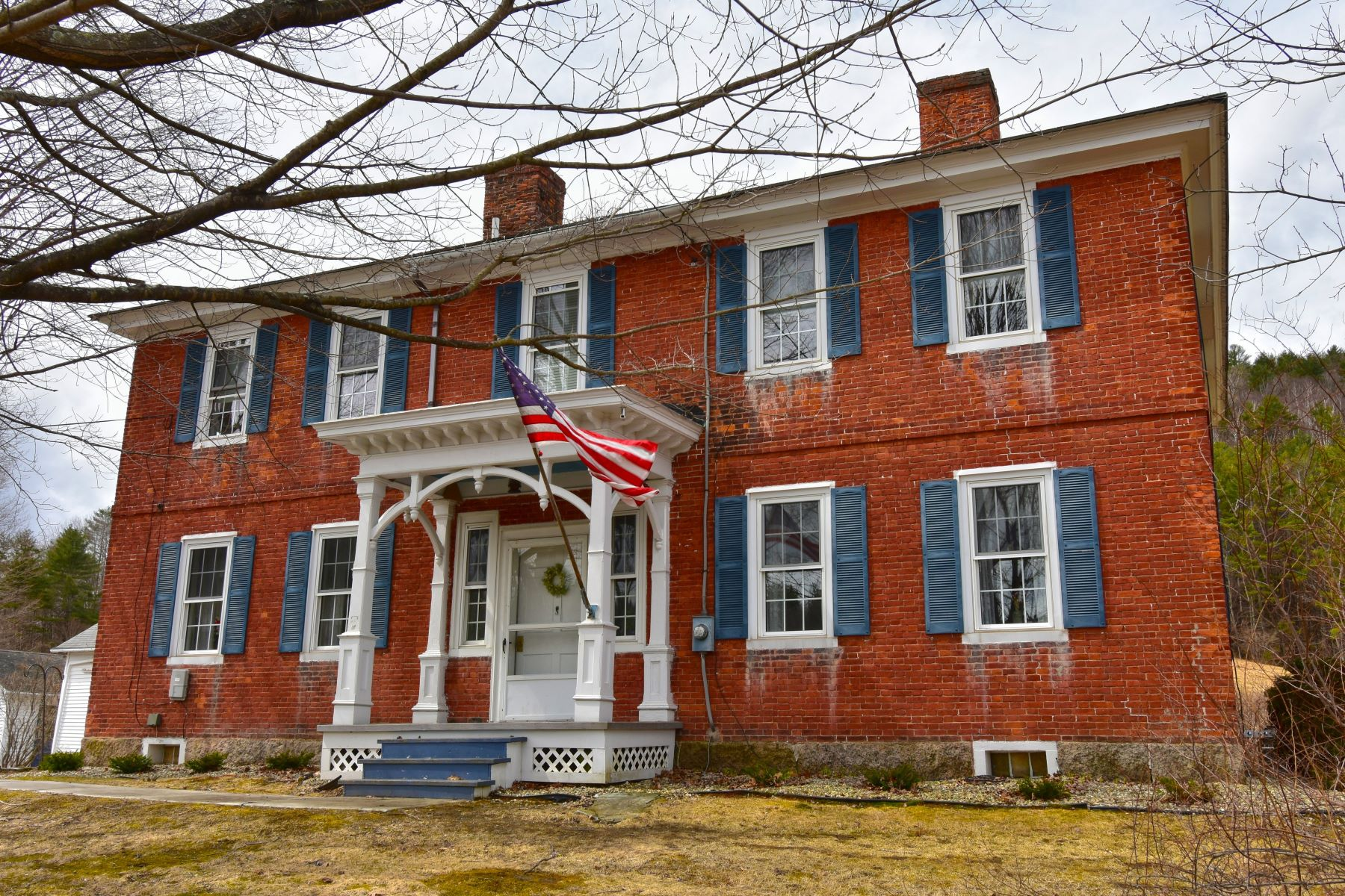 Single Family Home for Sale at 280 Nh Route 120, Cornish 280 Nh Route 120 Cornish, New Hampshire 03745 United States