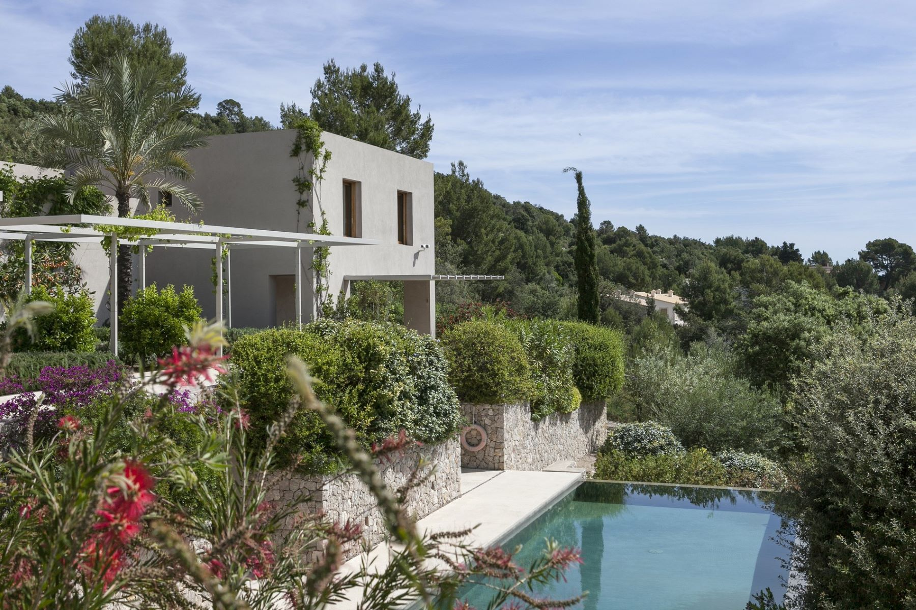 Single Family Home for Sale at Unique designer house in Pollensa Pollensa, Mallorca, Spain