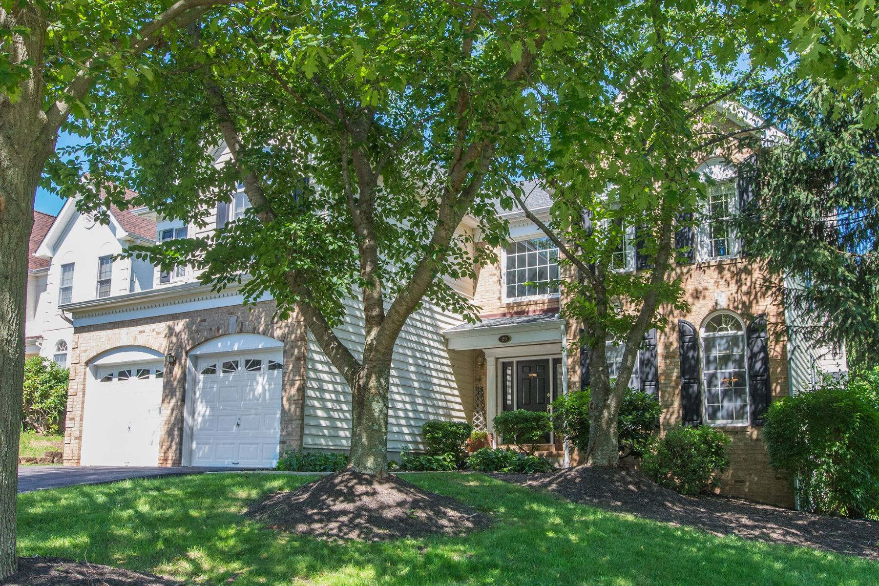 Single Family Homes for Active at 29 Watchung Drive Basking Ridge, New Jersey 07920 United States