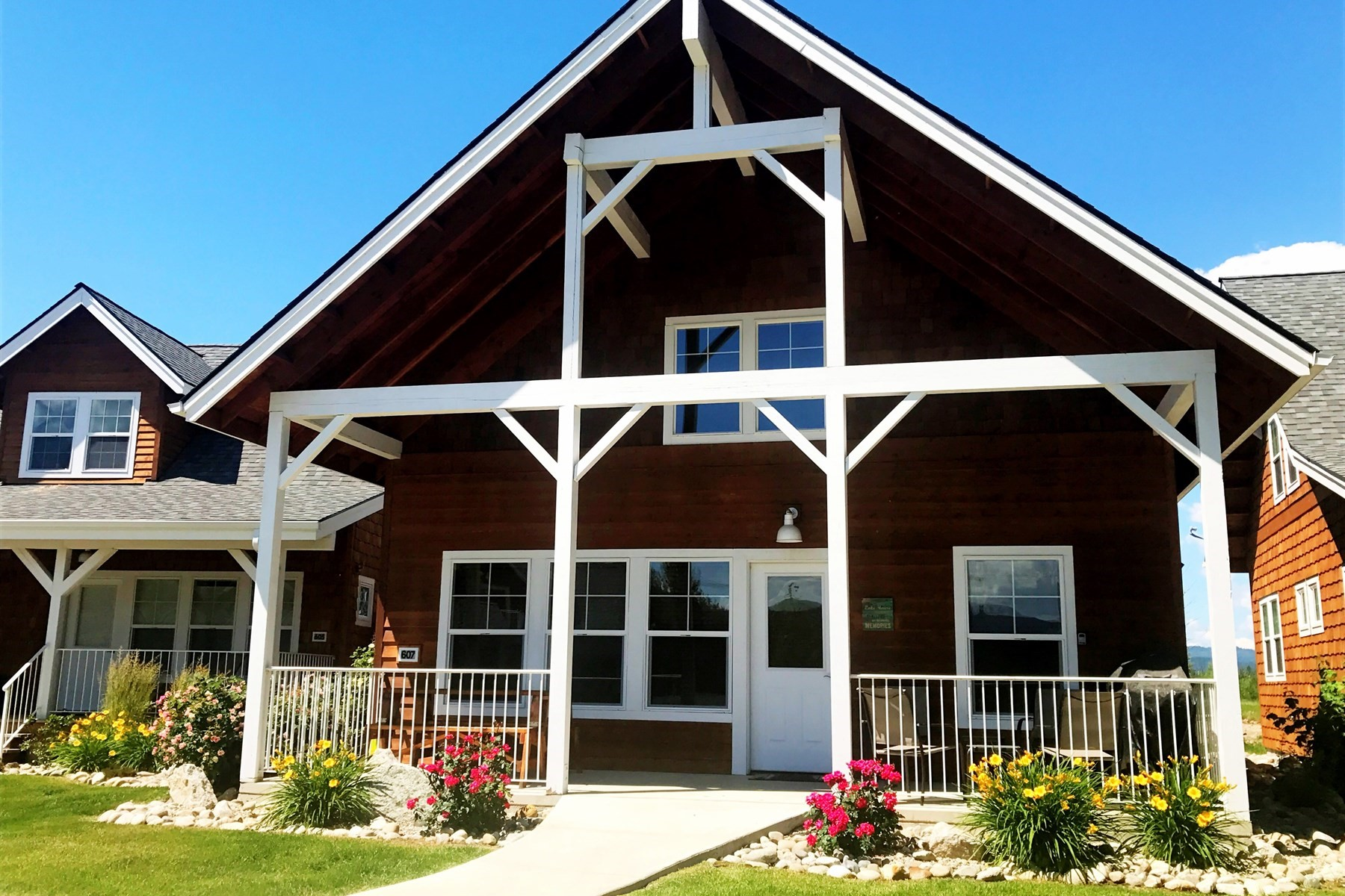 Casa Unifamiliar por un Venta en Four Season Resort Living in Dover Bay 607 Pomrankey Loop Dover, Idaho, 83825 Estados Unidos