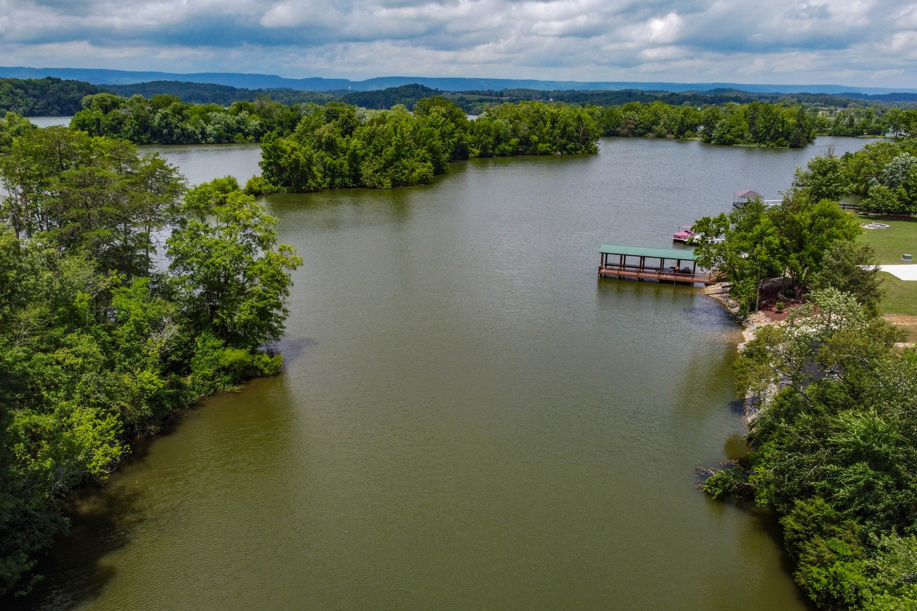 Terreno para Venda às Riverbend Estates Level To Lake Lot Riverbend Drive, Lot 41, Dayton, Tennessee 37321 Estados Unidos