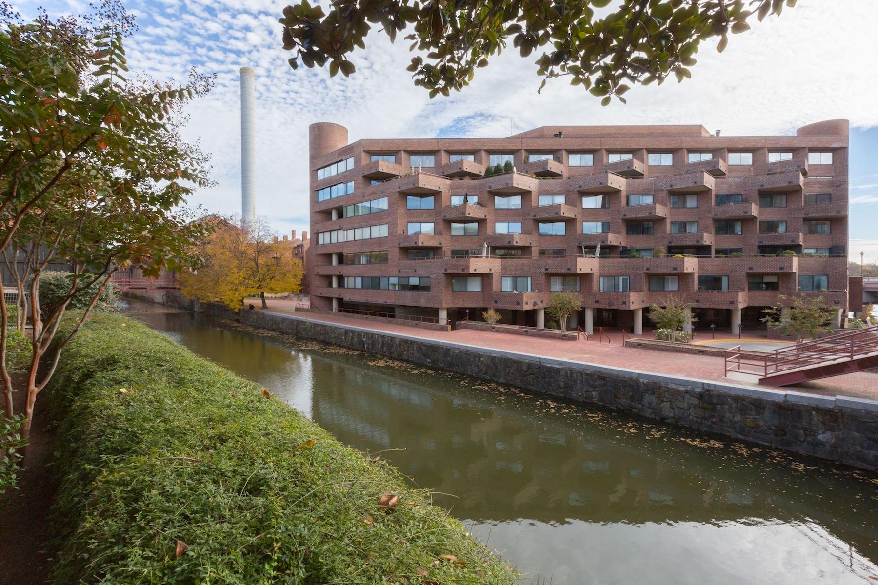 Eigentumswohnung für Verkauf beim Georgetown 1015 33rd Street Nw 707 Georgetown, Washington, District Of Columbia, 20007 Vereinigte Staaten