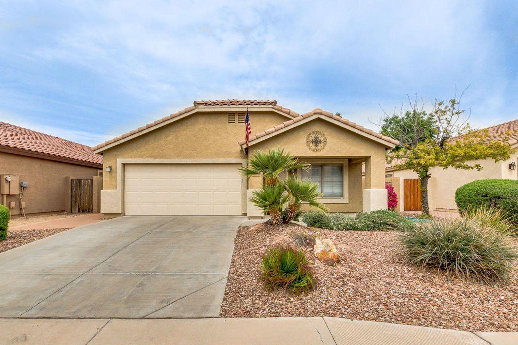 Single Family Homes για την Πώληση στο Valencia 2 7214 W Mohawk LN, Glendale, Αριζονα 85308 Ηνωμένες Πολιτείες