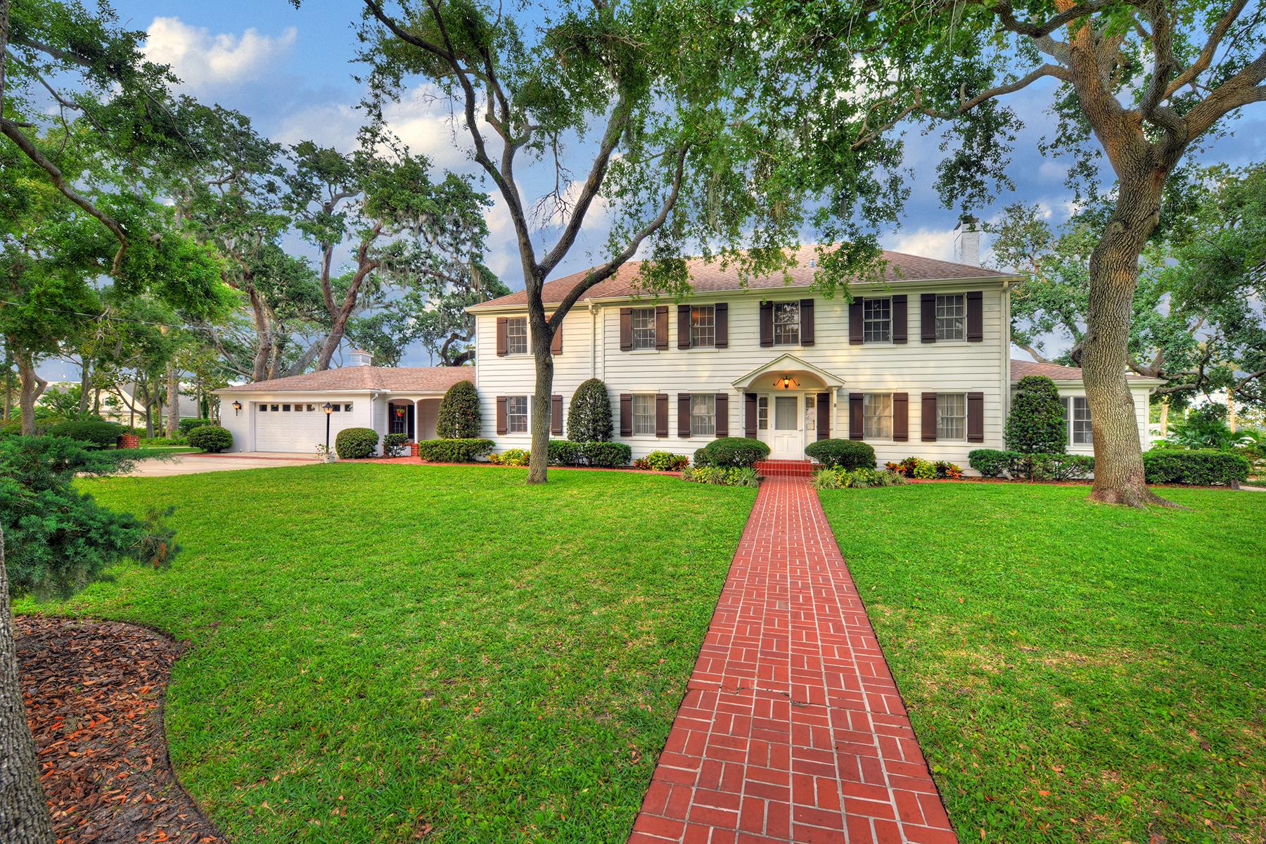 Maison unifamiliale pour l Vente à 639 John Anderson Dr, ,Ormond Beach, Florida, 321 639 & 659 John Anderson Dr Ormond Beach, Florida 32176 États-Unis