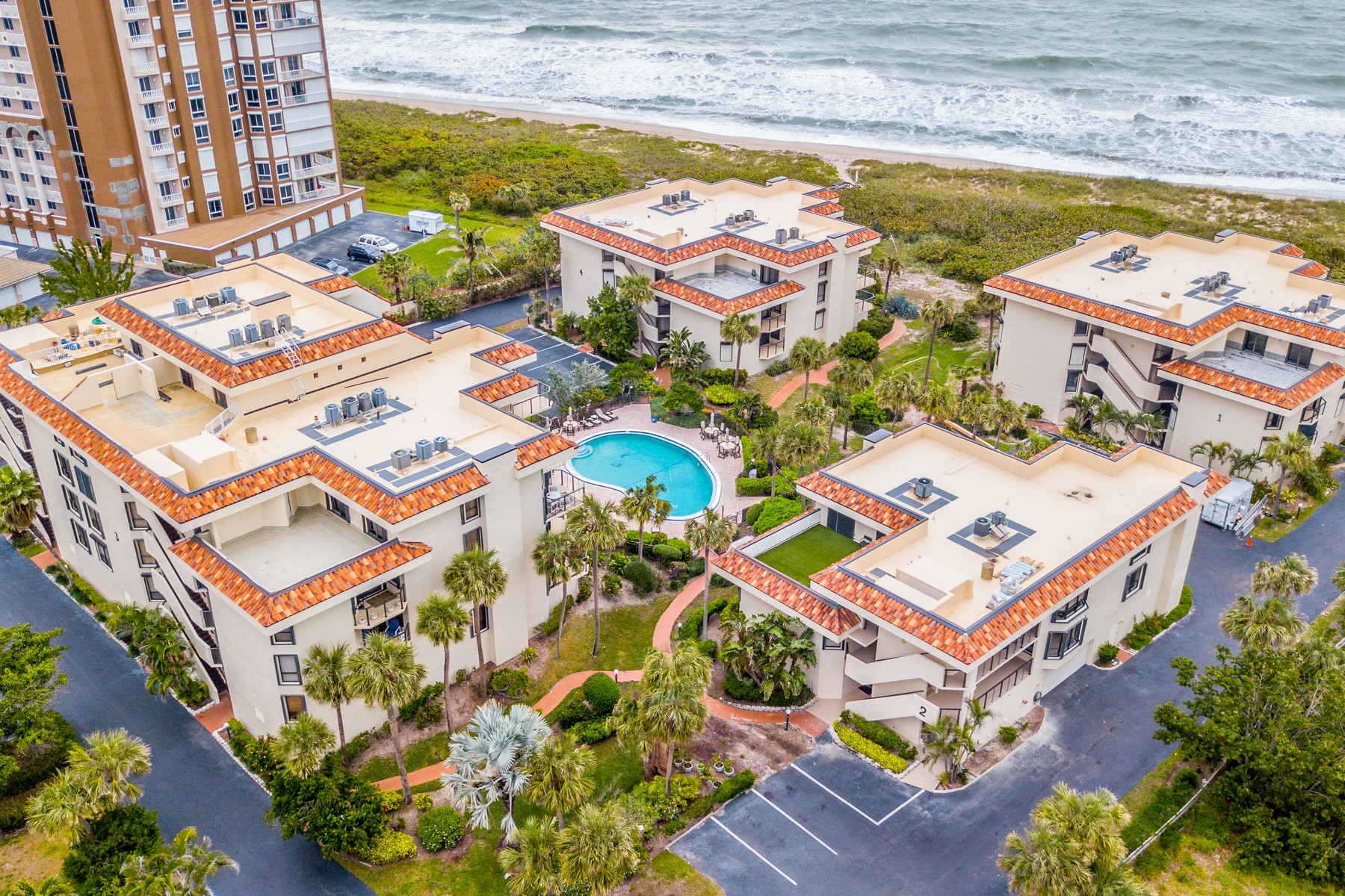 condominiums for Sale at Serene Oceanfront Condo at Treasure Cove Dunes 4100 N Hwy A1A #315 Fort Pierce, Florida 34950 United States