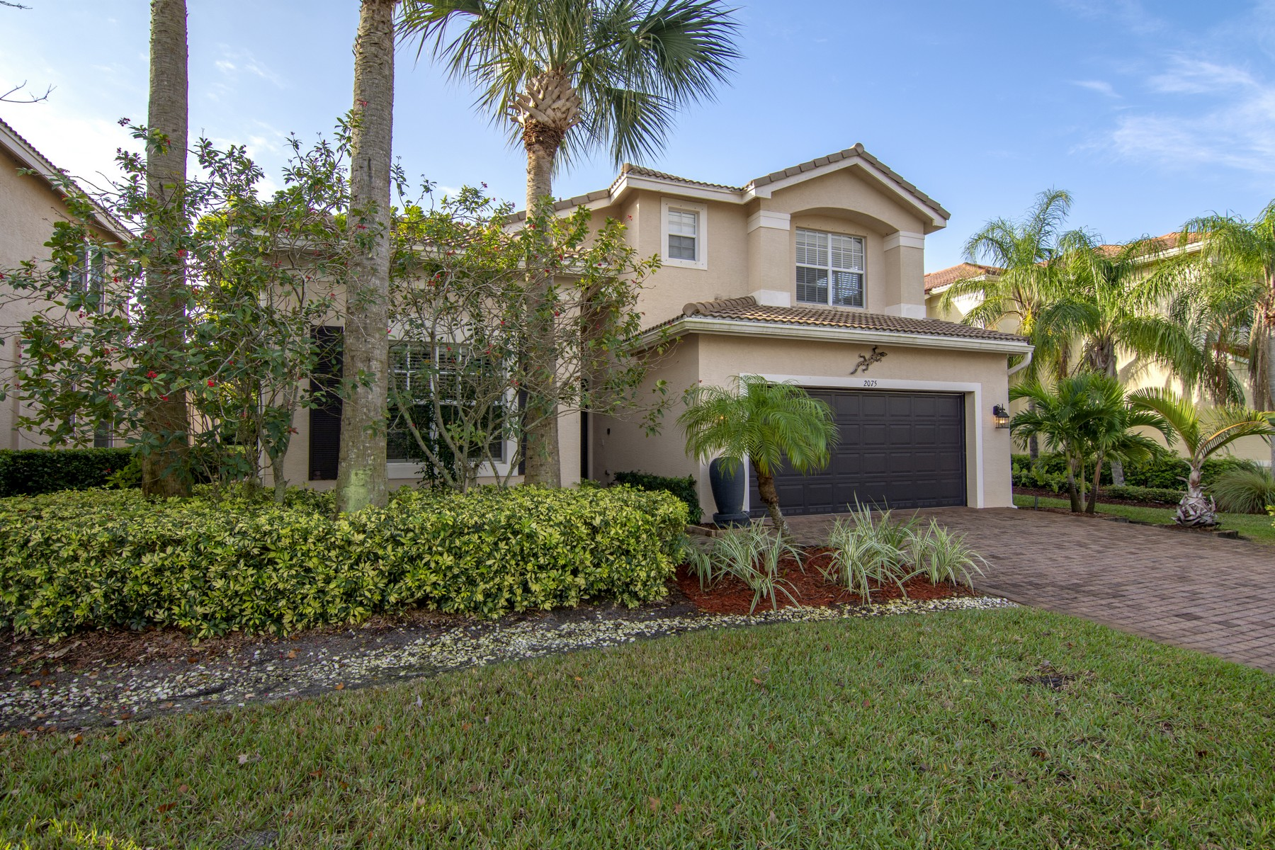 Single Family Home for Sale at Was Model Home, Still Looks Incredible 2075 Grey Falcon Cir SW Vero Beach, Florida 32962 United States
