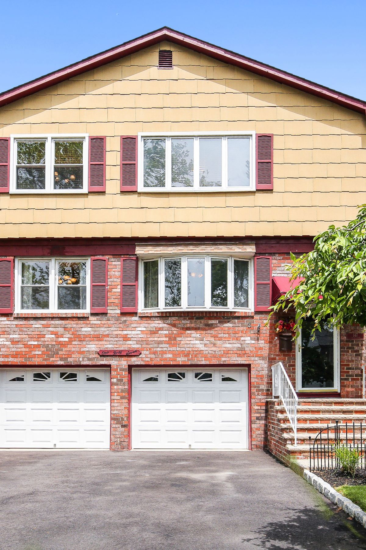 Multi-Family Homes for Sale at Custom is an understatement when describing this immaculate owner occupied 2 Fam 147 Union Road, Roselle Park, New Jersey 07204 United States