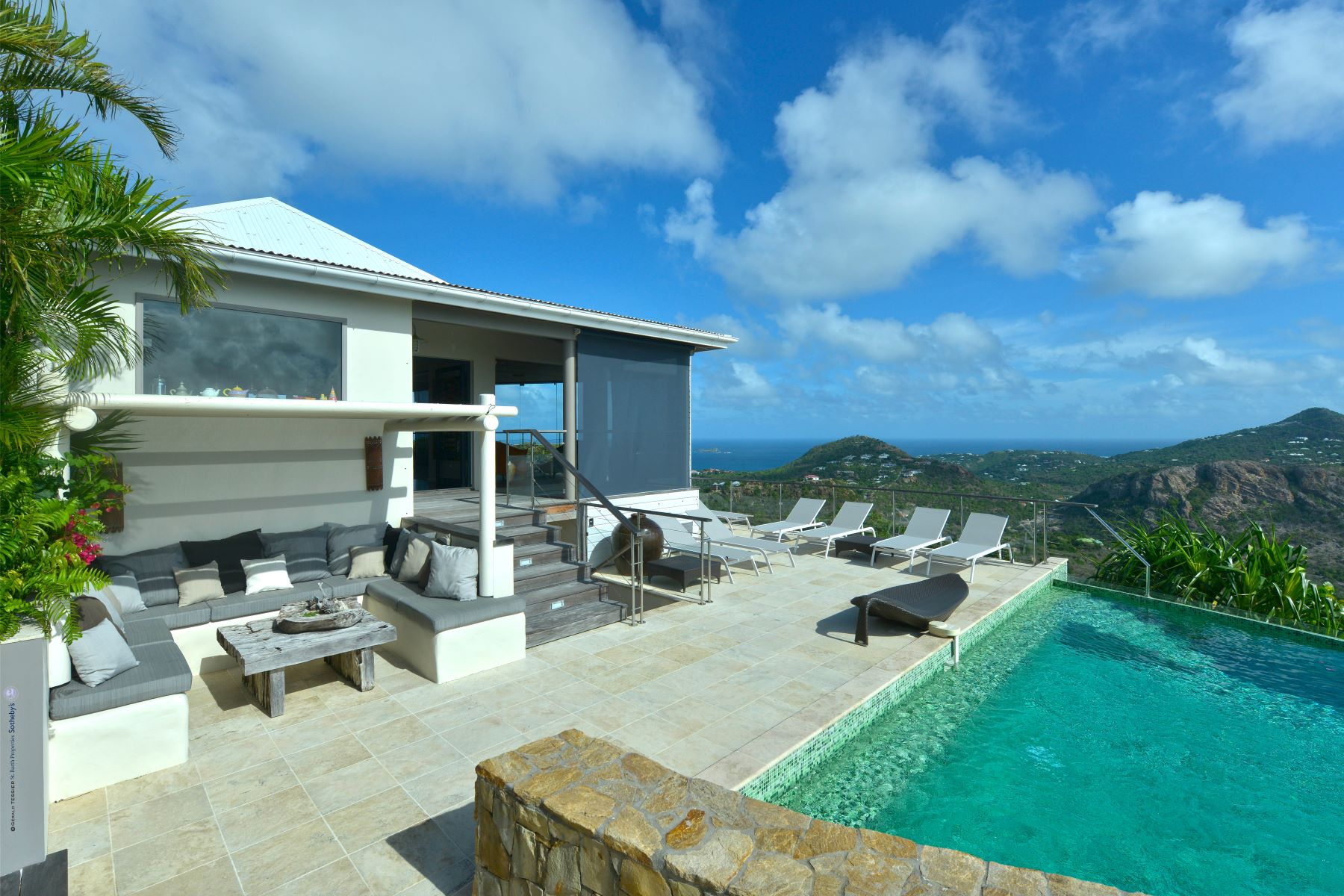 獨棟家庭住宅 為 出售 在 Villa Chiavari Other St. Barthelemy, 97133 聖巴泰勒米島