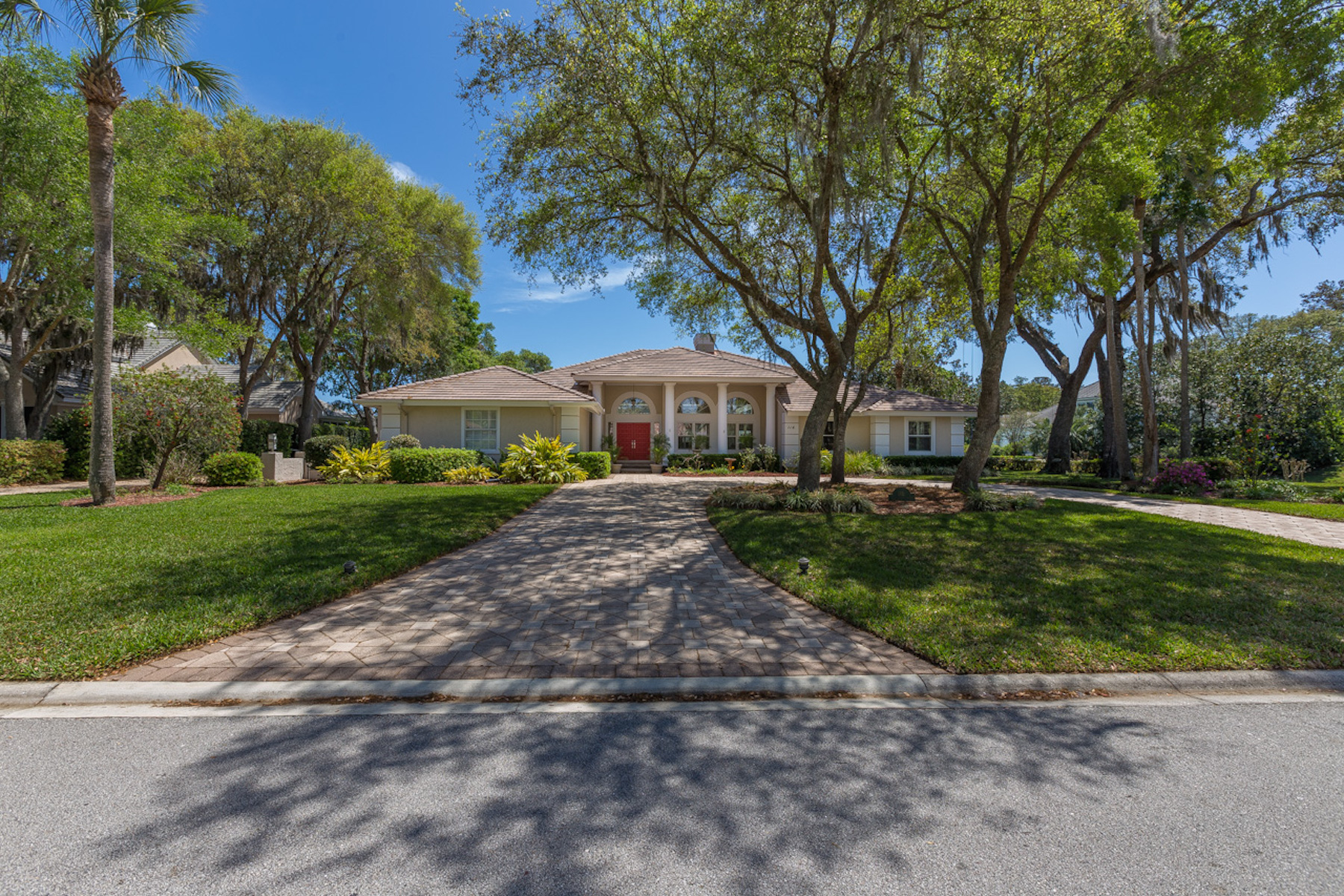 Single Family Home for Sale at Plantation Country Club Lakehouse 116 Plantation Circle Ponte Vedra Beach, Florida 32082 United States
