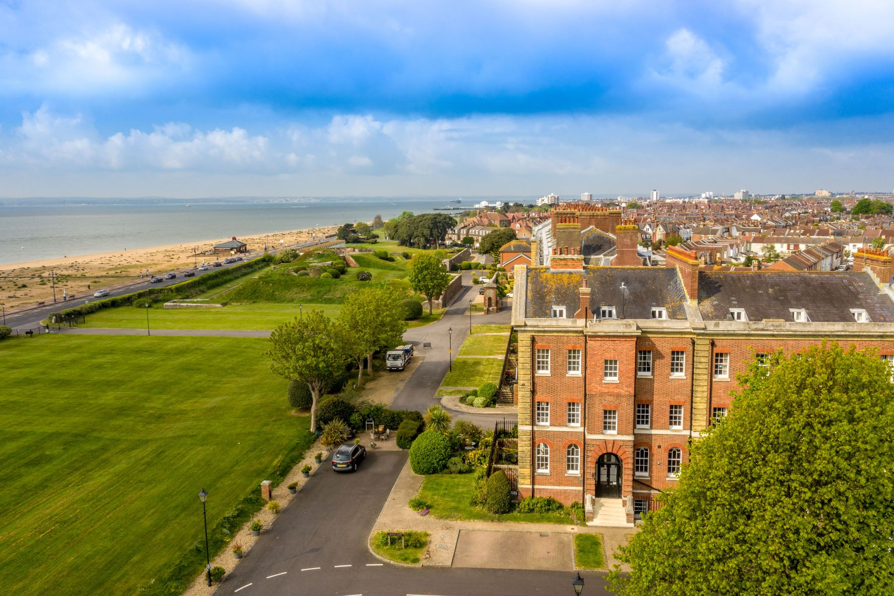 Single Family Homes for Sale at Fort View 1 Royal Gate Southsea, England PO4 9XH United Kingdom
