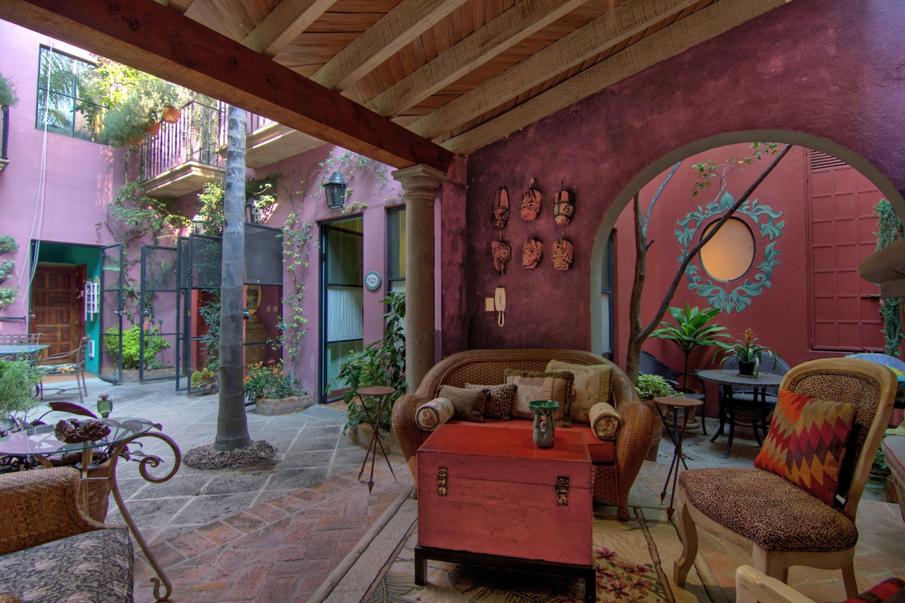 Additional photo for property listing at Casa Gracia Gracia 6 San Miguel De Allende, Guanajuato 37700 Mexico