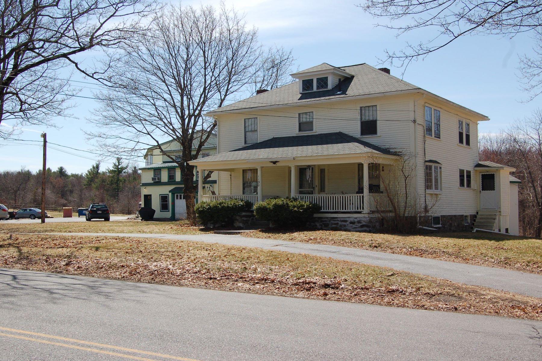 独户住宅 为 销售 在 Near Major Rts - Residence with Commercial Bonus Lot 2 Liberty Square Road Boxborough, 马萨诸塞州 01719 美国